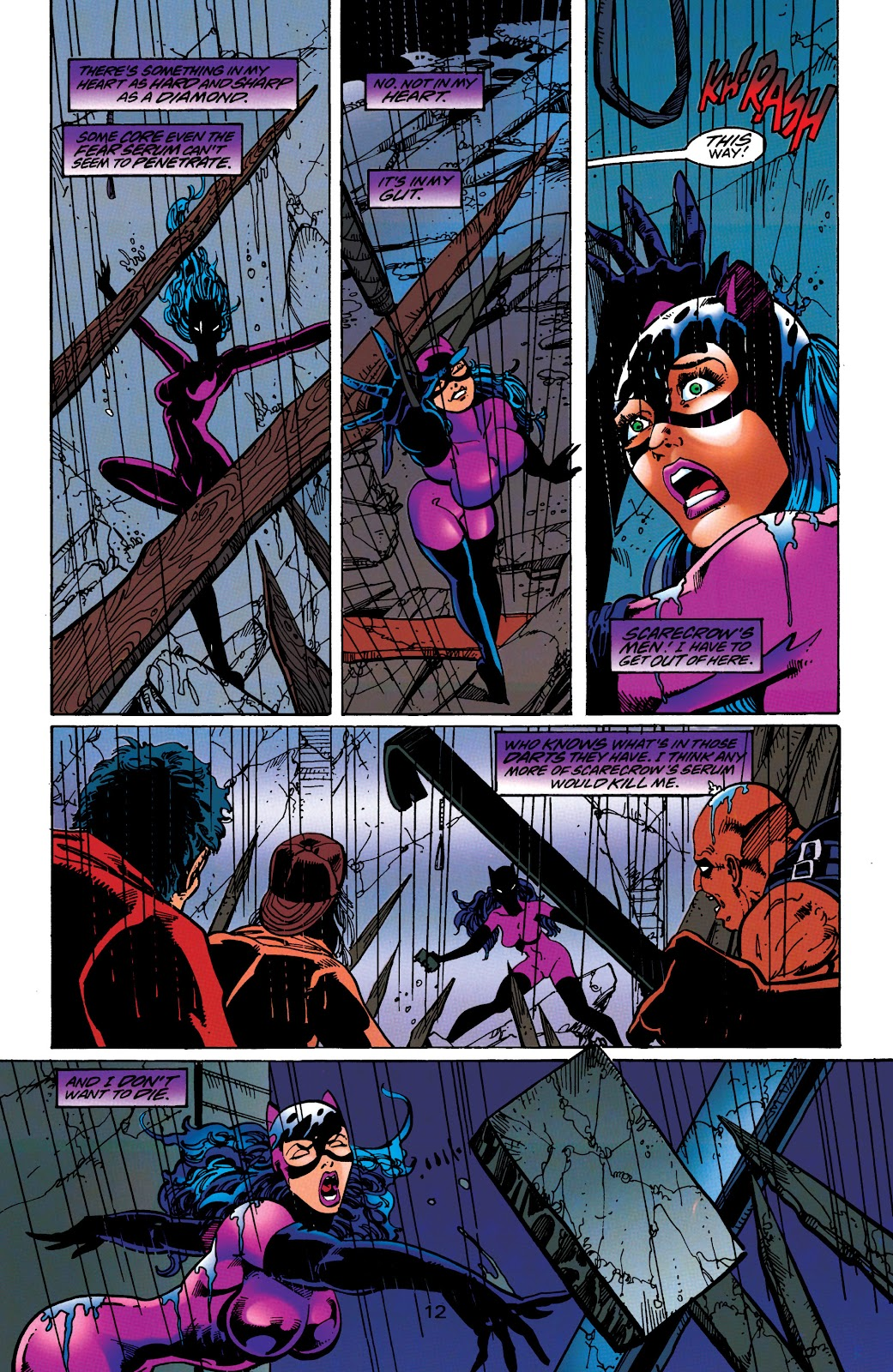Catwoman (1993) Issue #59 #64 - English 13