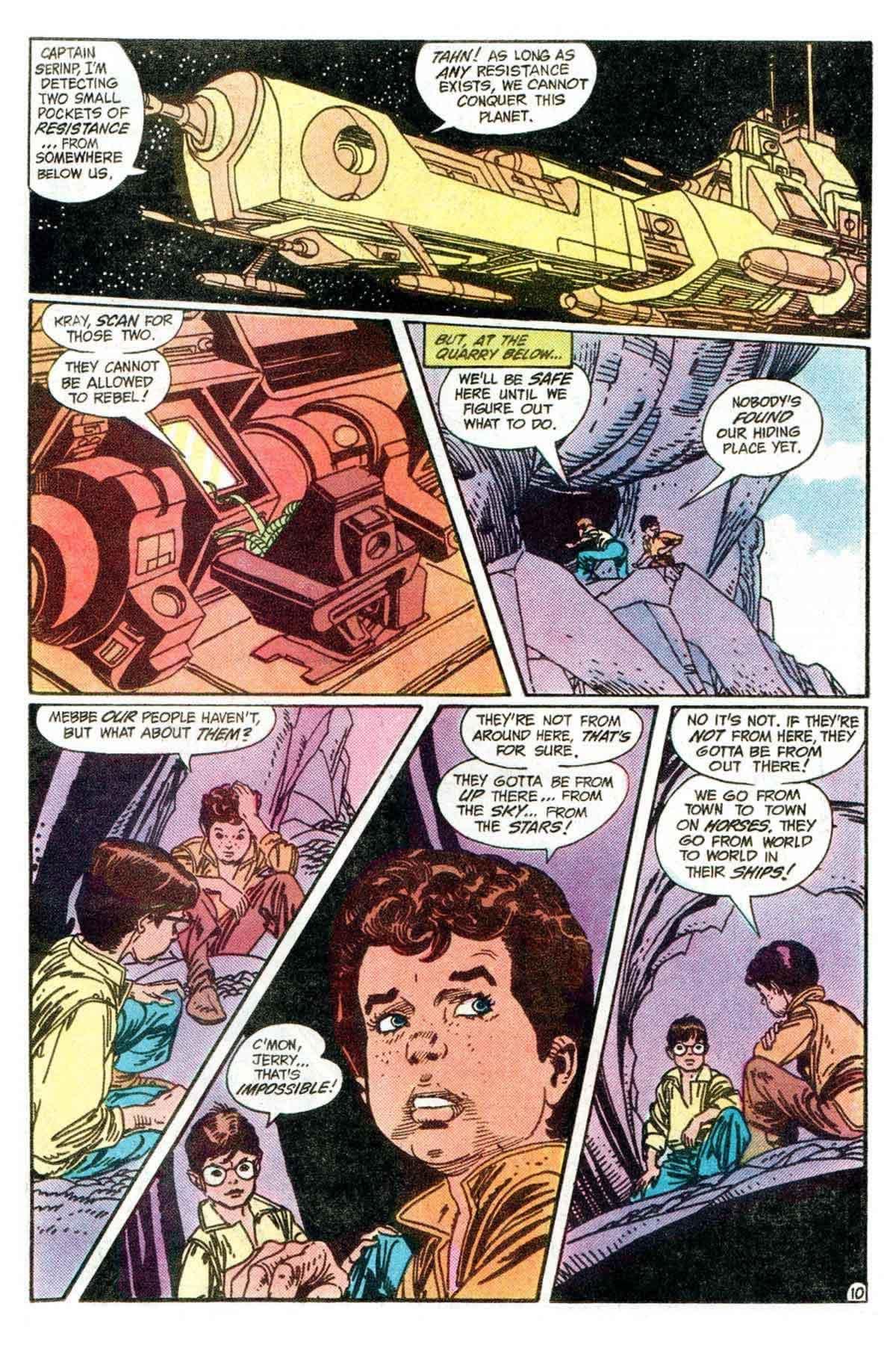 Action Comics (1938) 554 Page 10