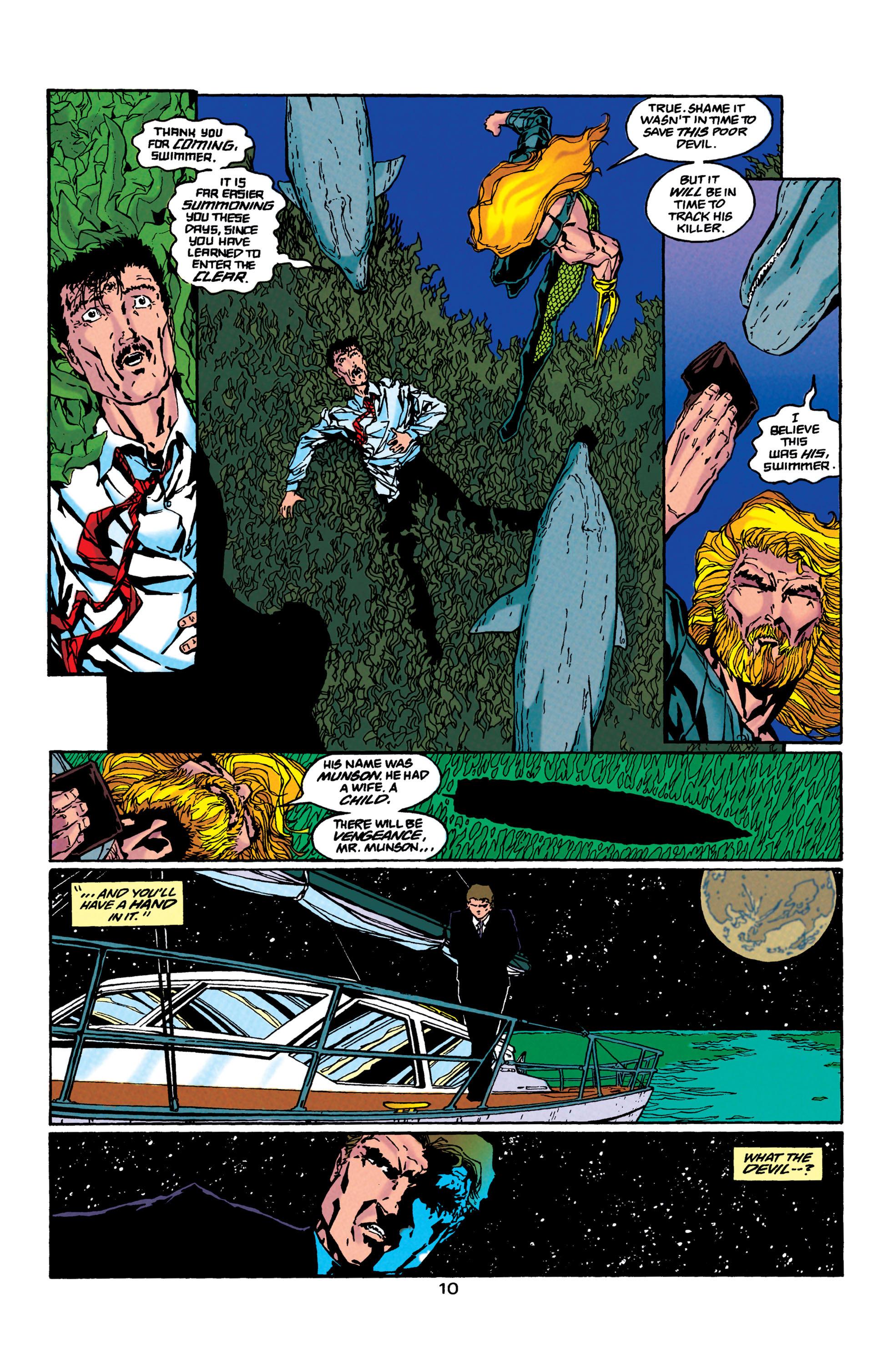 Read online Aquaman (1994) comic -  Issue #42 - 11