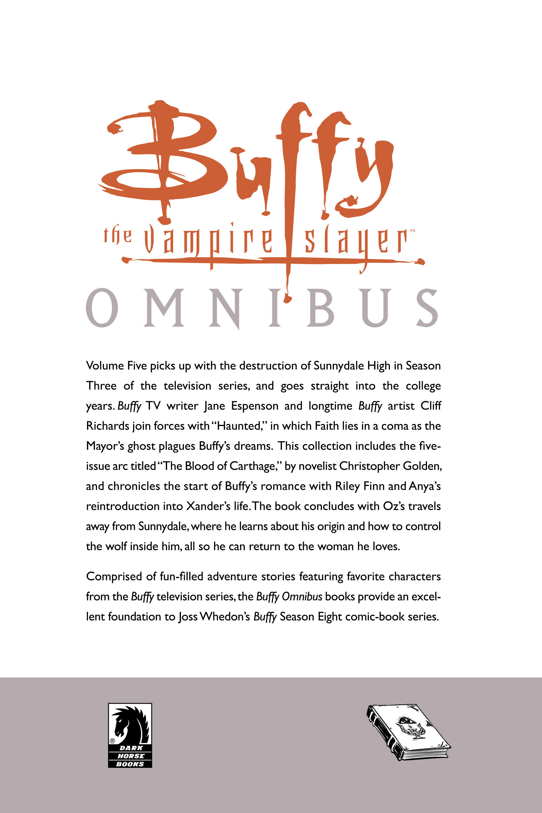 Read online Buffy the Vampire Slayer: Omnibus comic -  Issue # TPB 5 - 367