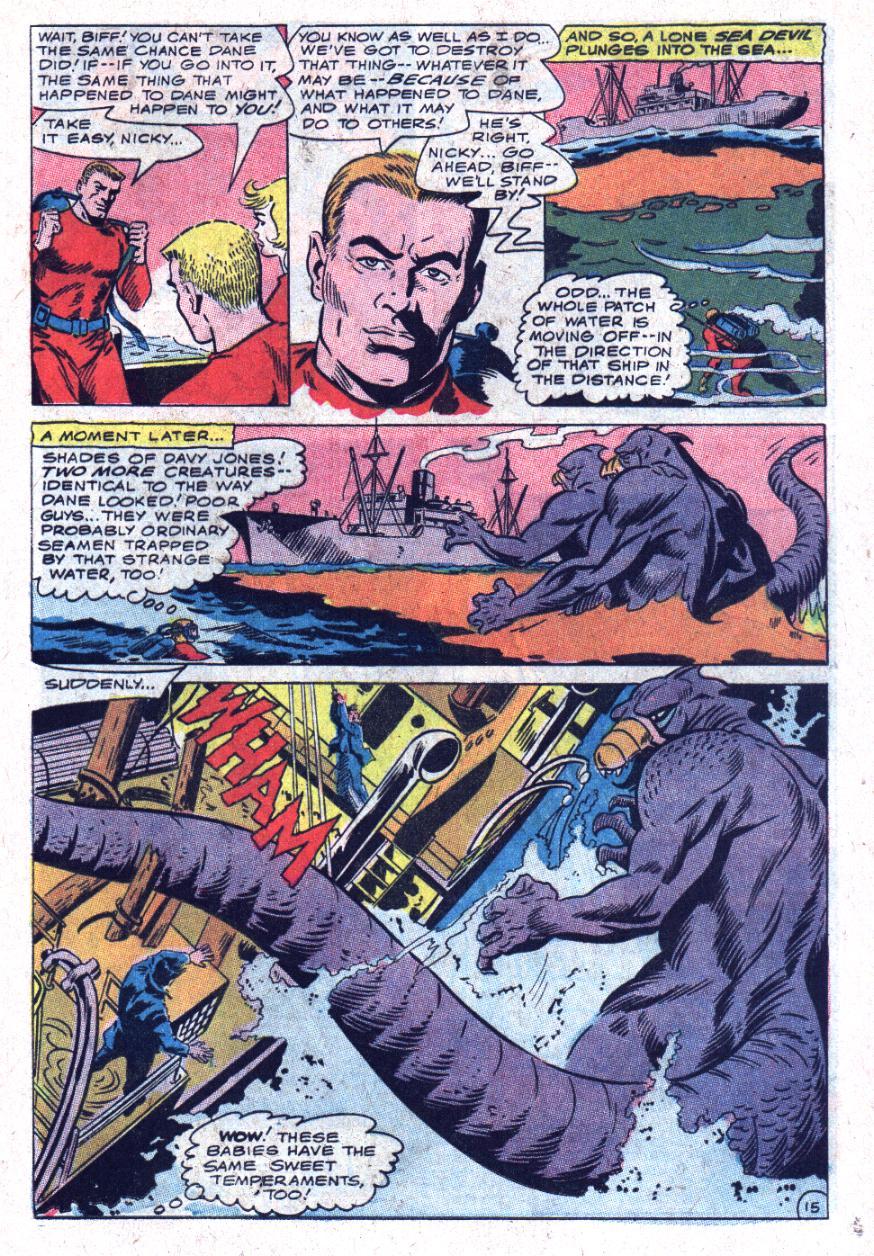 Read online Sea Devils comic -  Issue #35 - 22