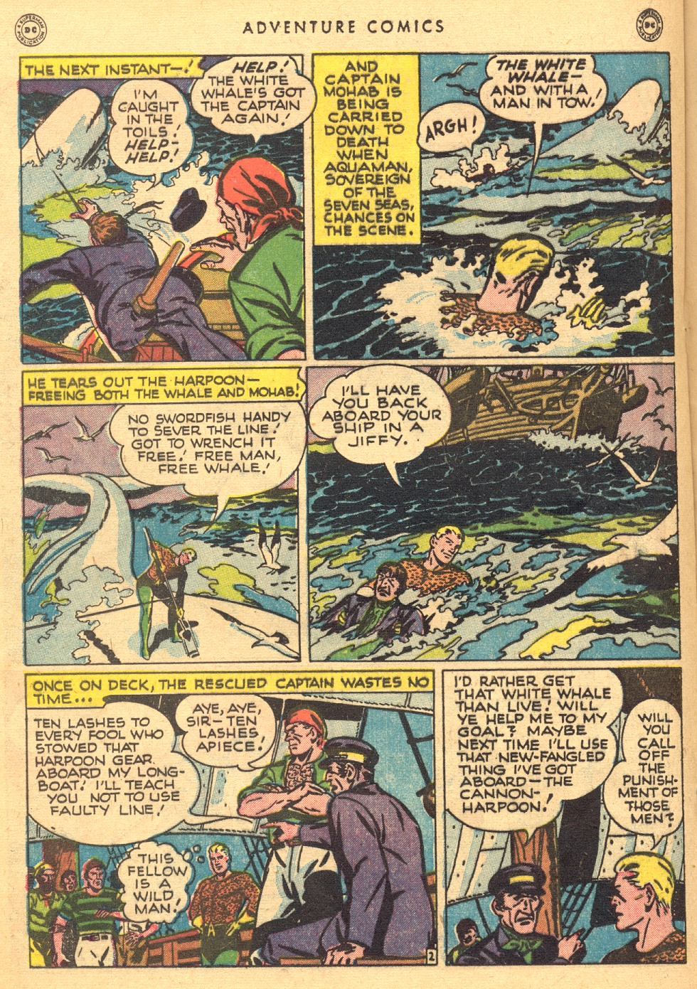 Read online Adventure Comics (1938) comic -  Issue #133 - 28