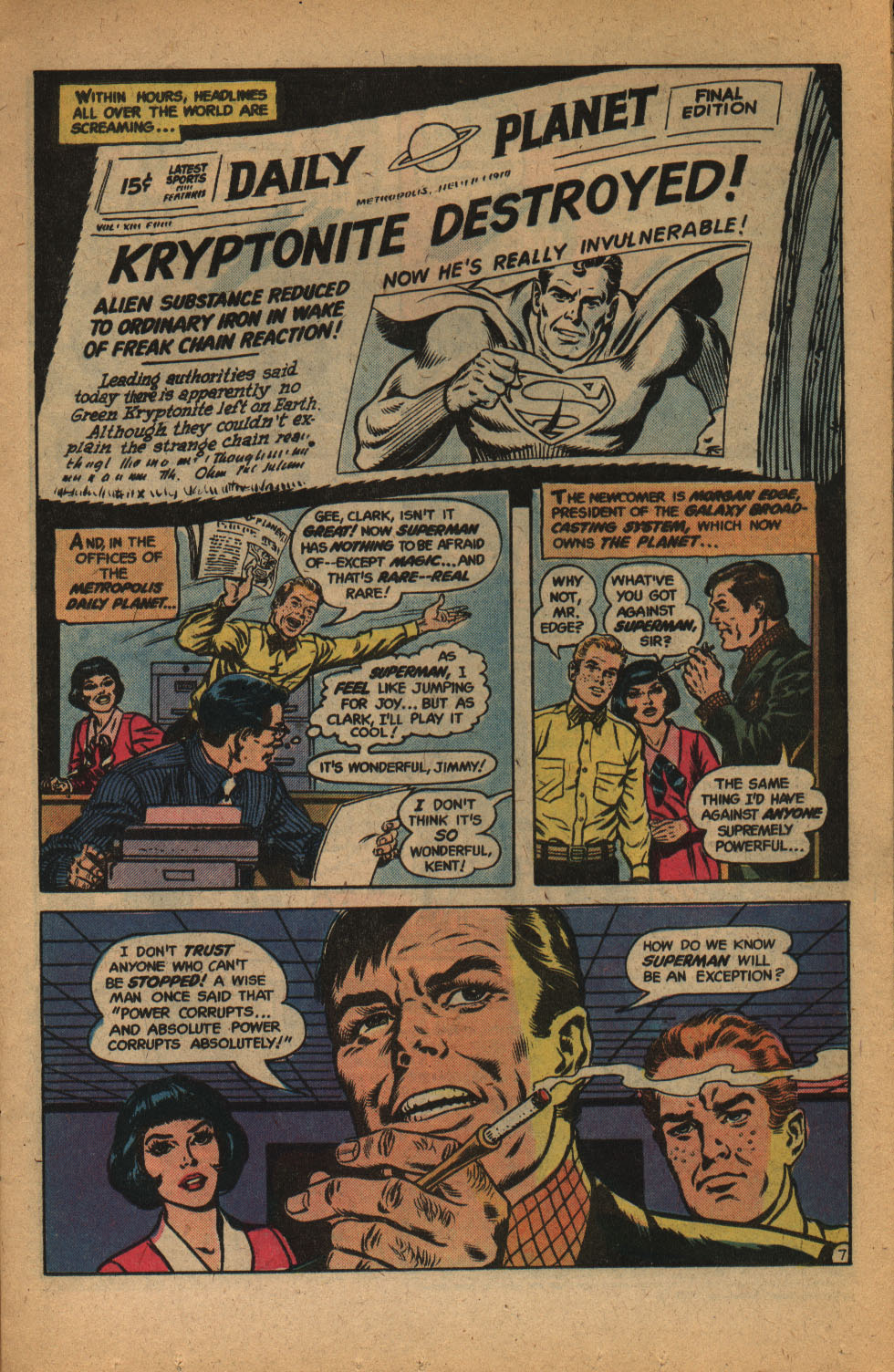 Read online Action Comics (1938) comic -  Issue #485 - 11
