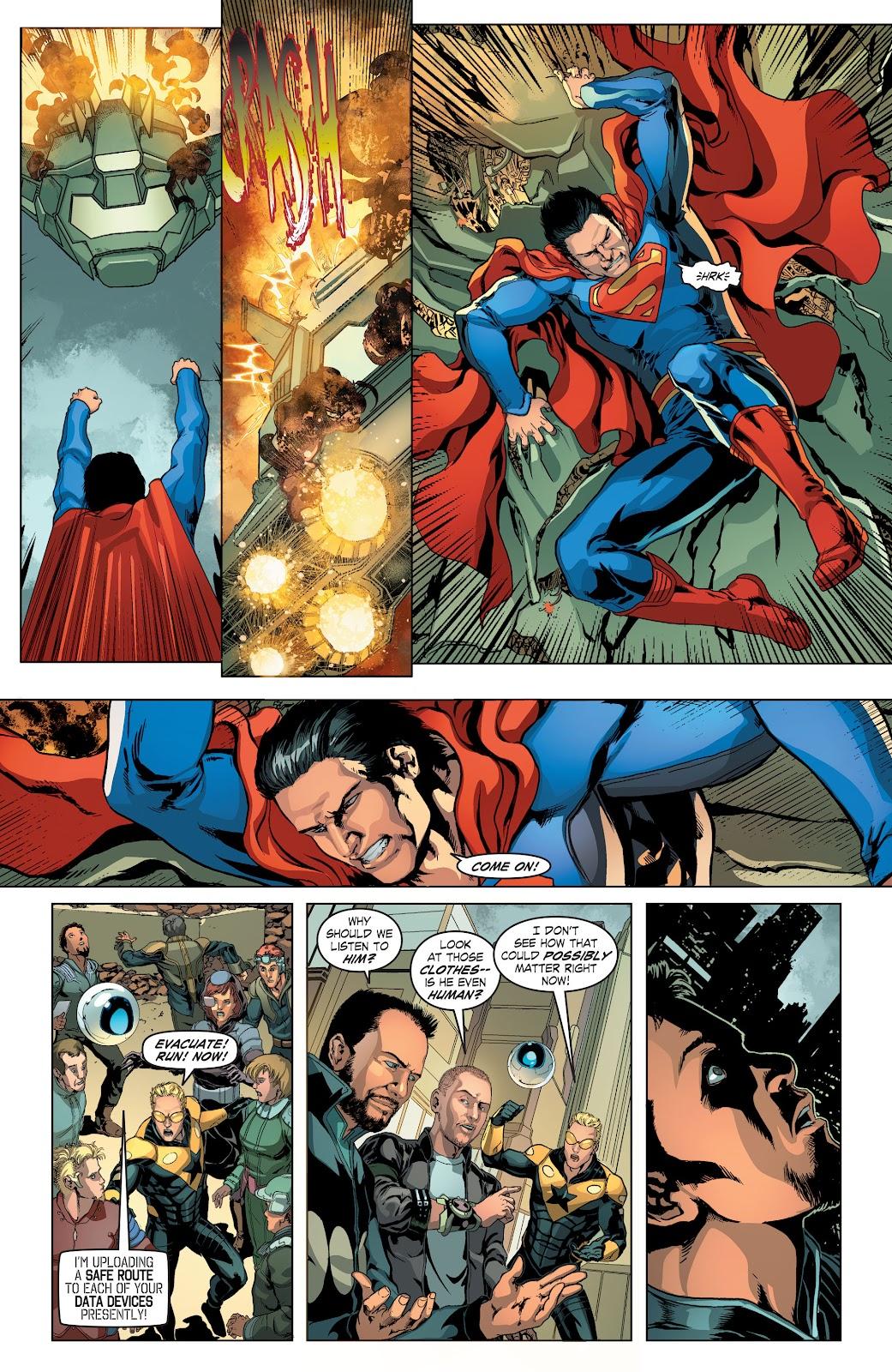 Read online Smallville Season 11 [II] comic -  Issue # TPB 4 - 24
