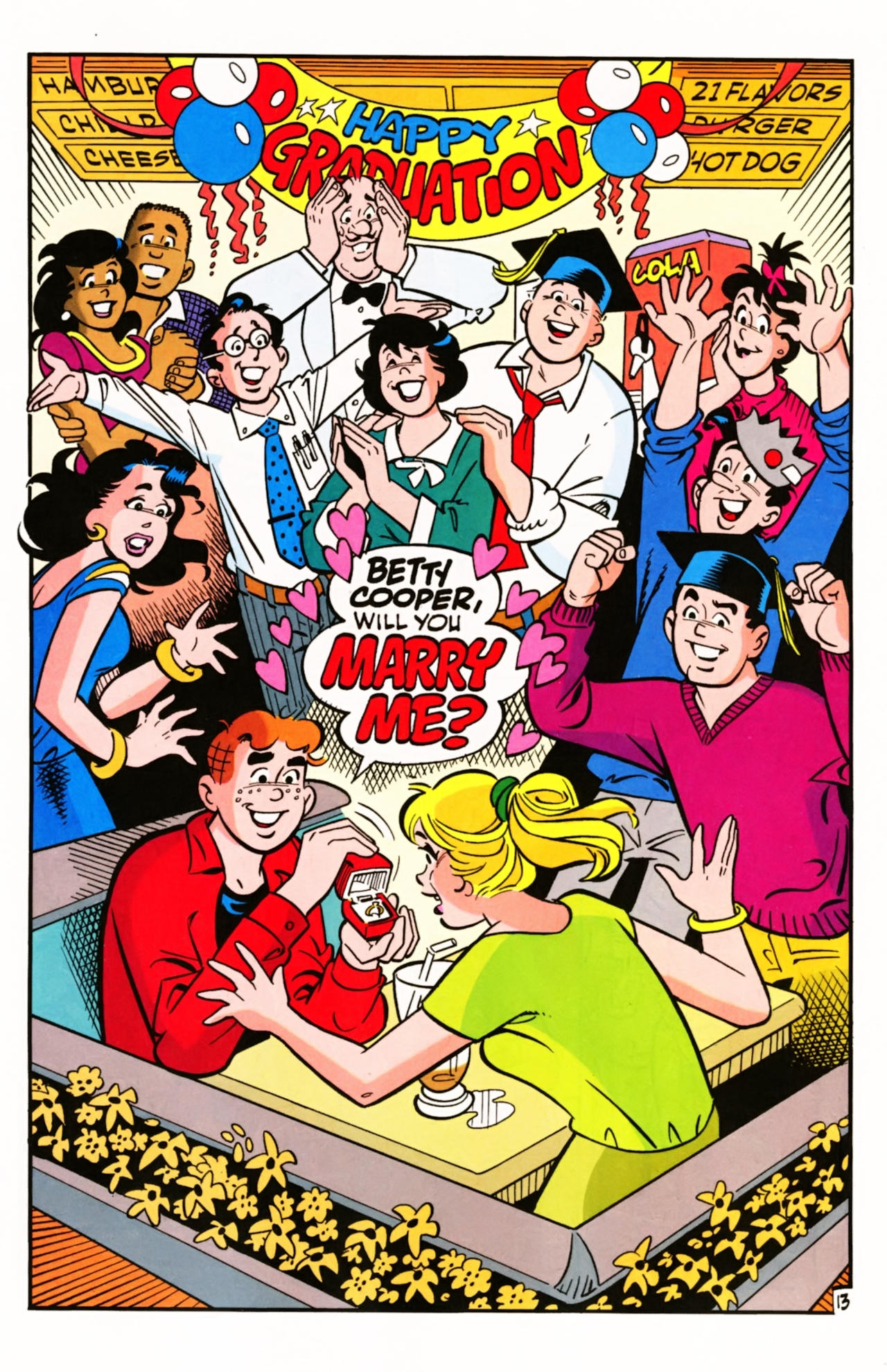 Read online Archie (1960) comic -  Issue #603 - 20