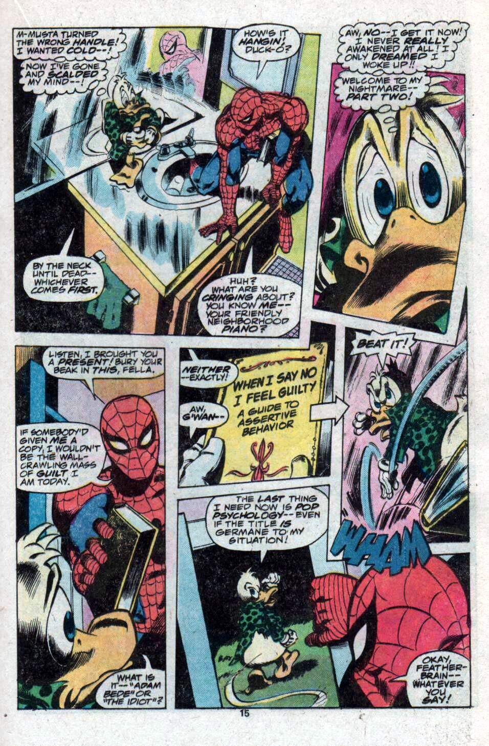 Howard the Duck (1976) Issue #10 #11 - English 10