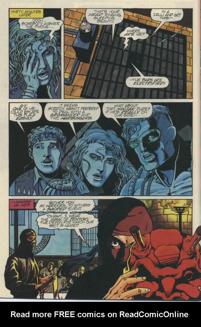 Read online Secret Weapons comic -  Issue #5 - 17