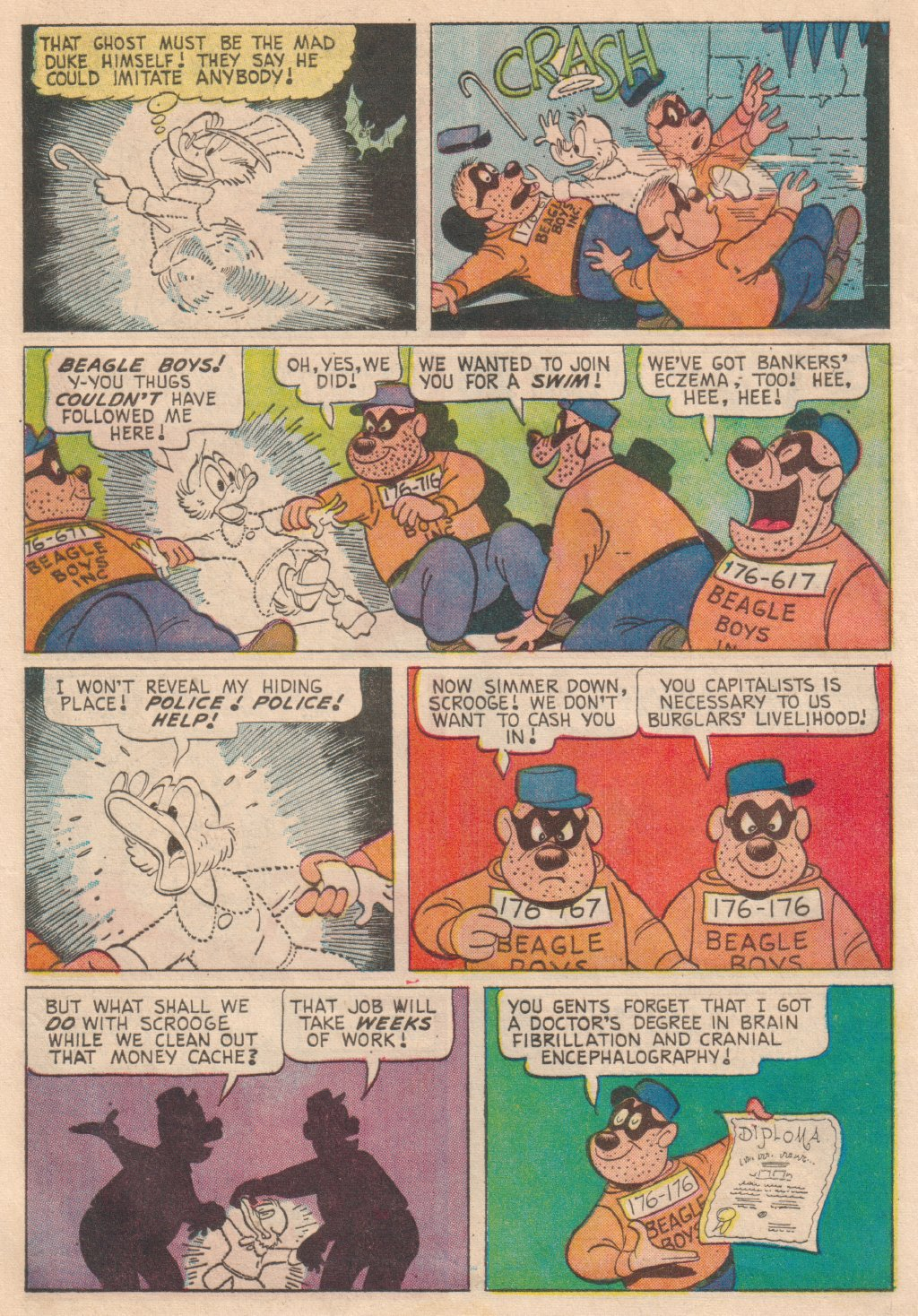 Read online Uncle Scrooge (1953) comic -  Issue #63 - 13