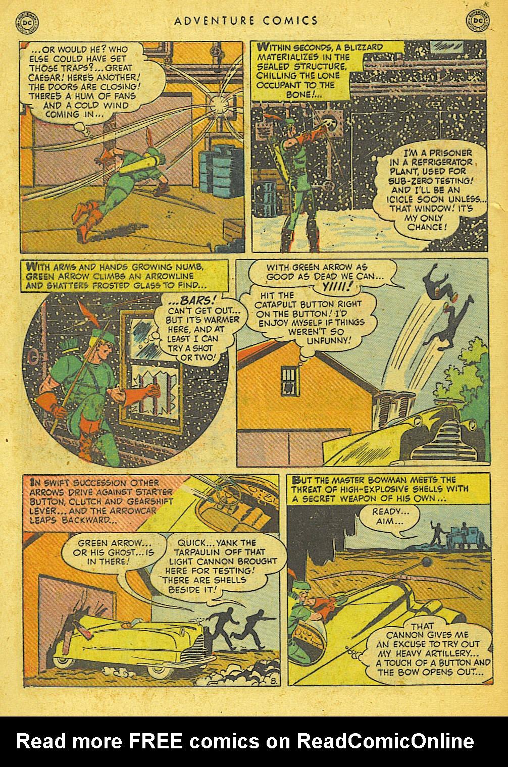 Read online Adventure Comics (1938) comic -  Issue #155 - 46