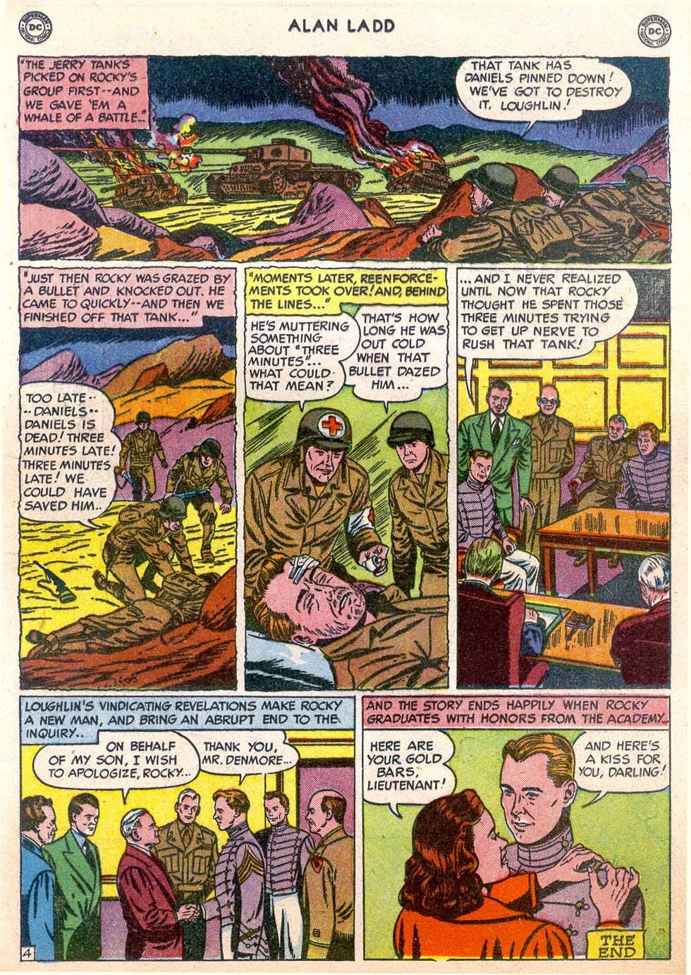 Adventures of Alan Ladd issue 4 - Page 29