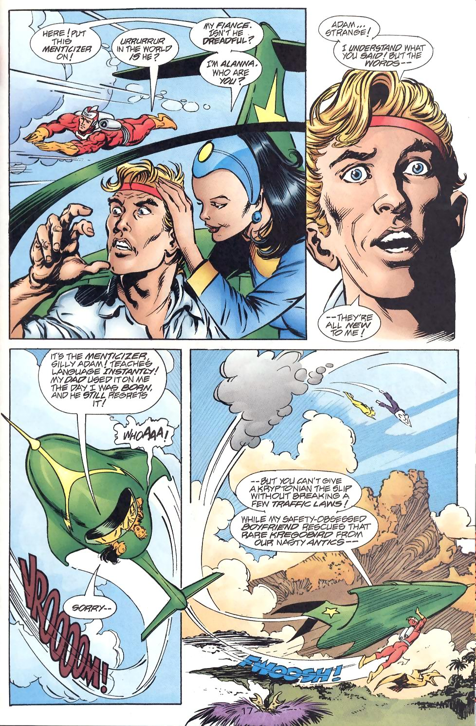 Read online Adventures of Superman (1987) comic -  Issue #570 - 19