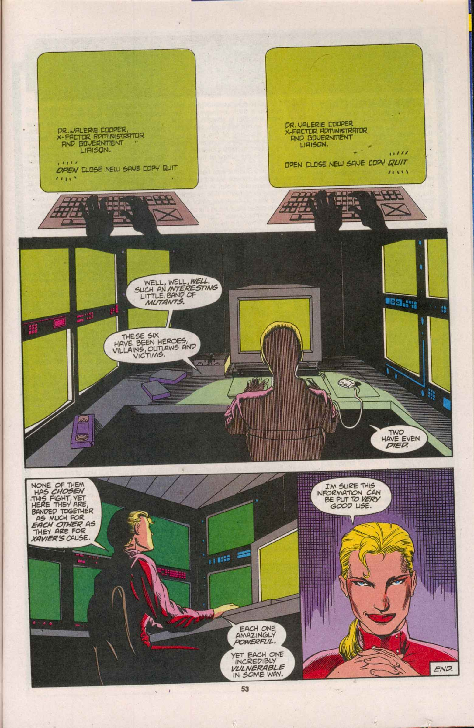 Read online X-Factor (1986) comic -  Issue # _ Annual 8 - 48
