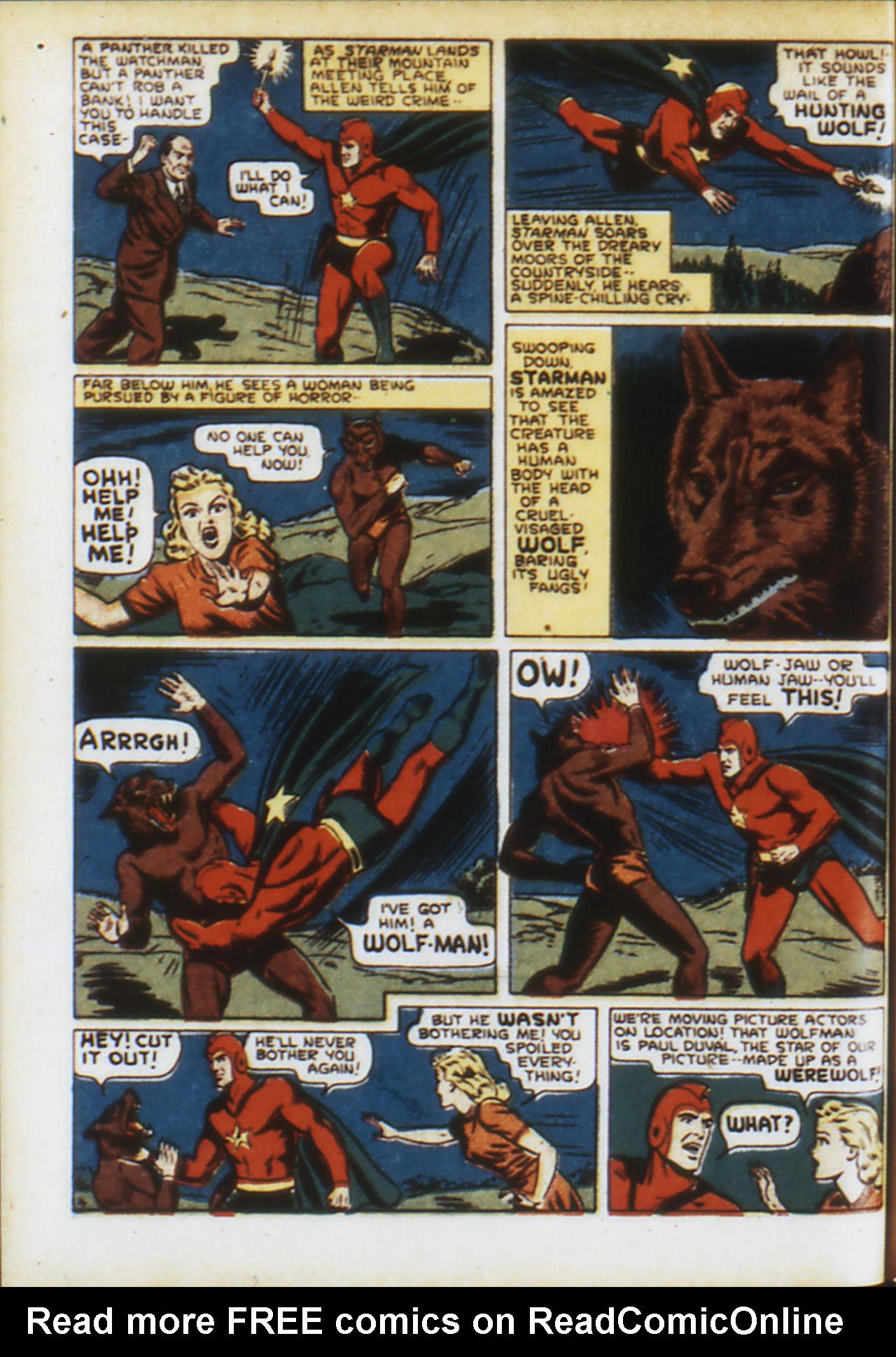 Read online Adventure Comics (1938) comic -  Issue #74 - 7