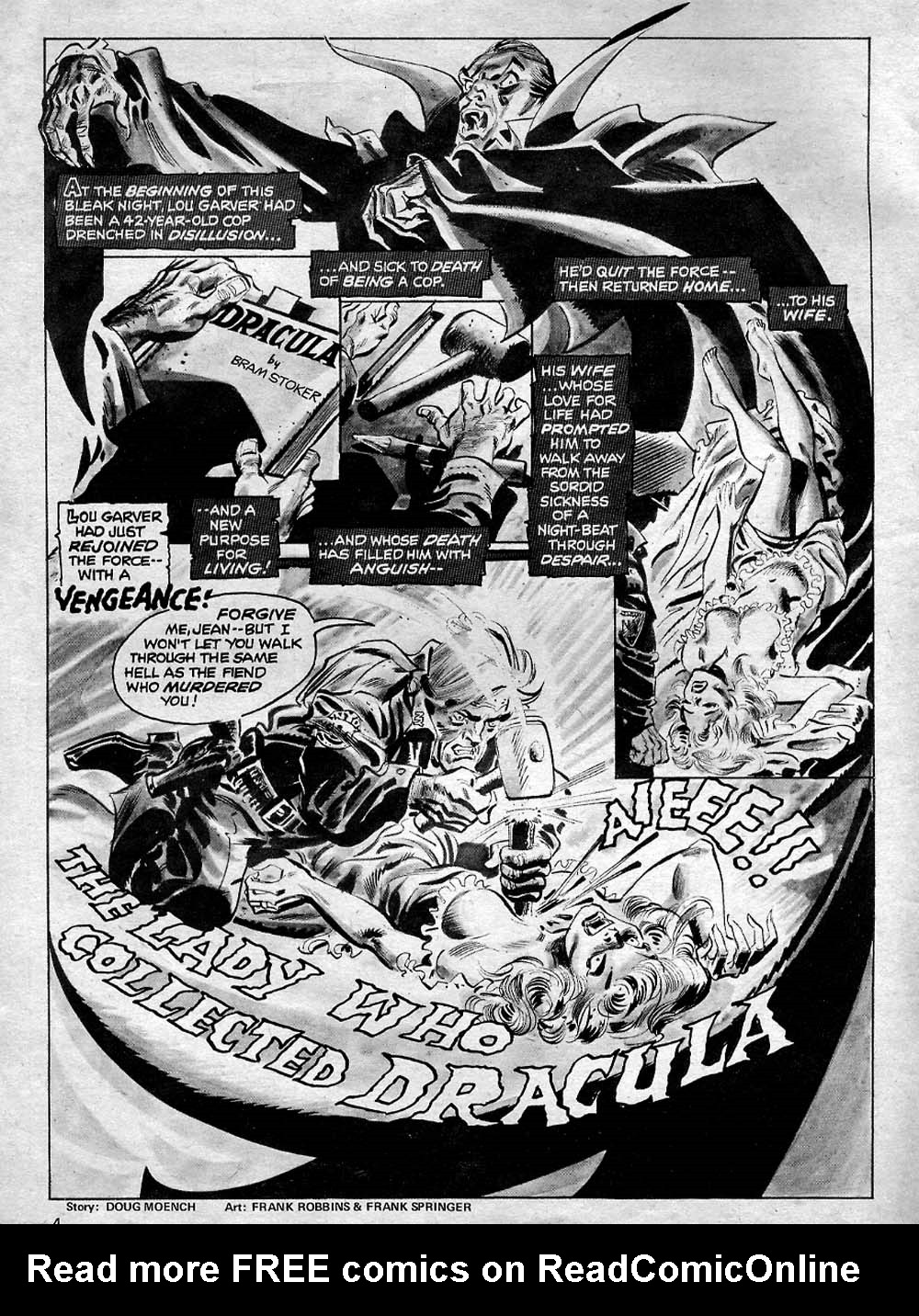 Dracula Lives issue 9 - Page 4