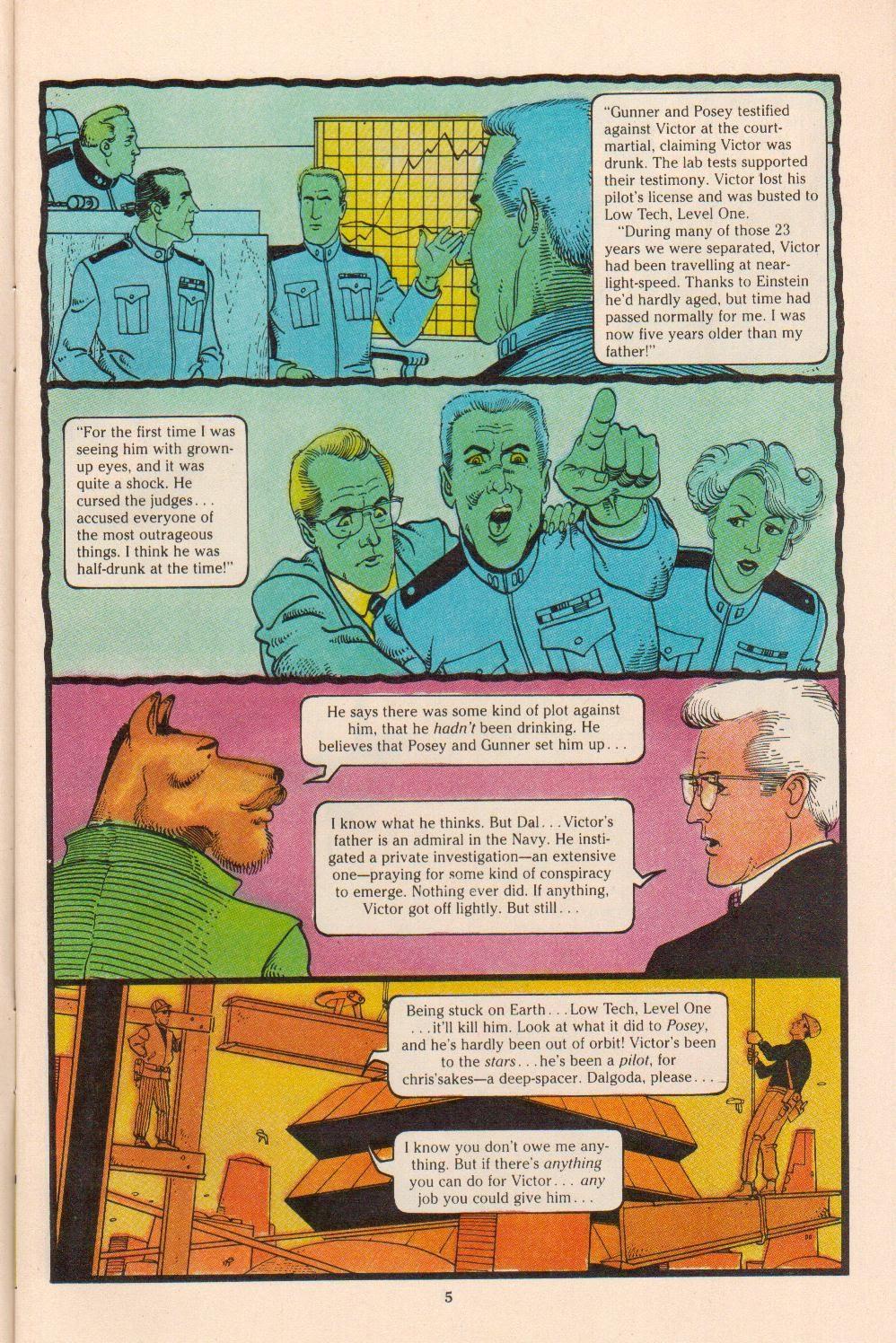 Read online Dalgoda comic -  Issue #5 - 7