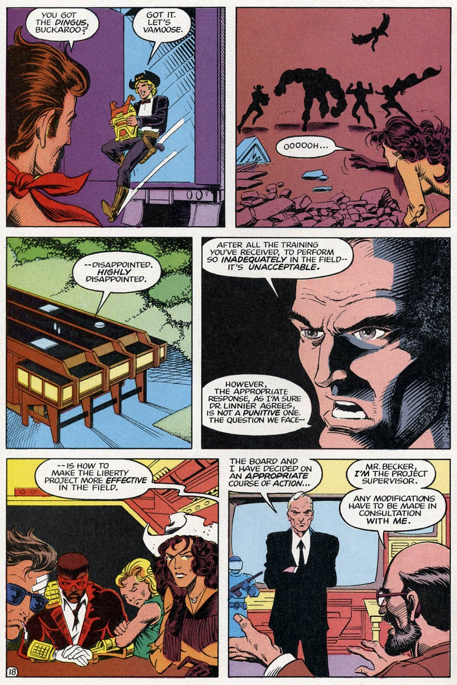 Liberty Project issue 3 - Page 20