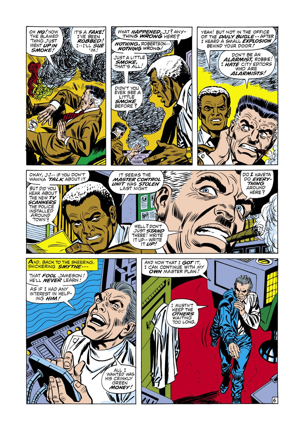 The Amazing Spider-Man (1963) 106 Page 6