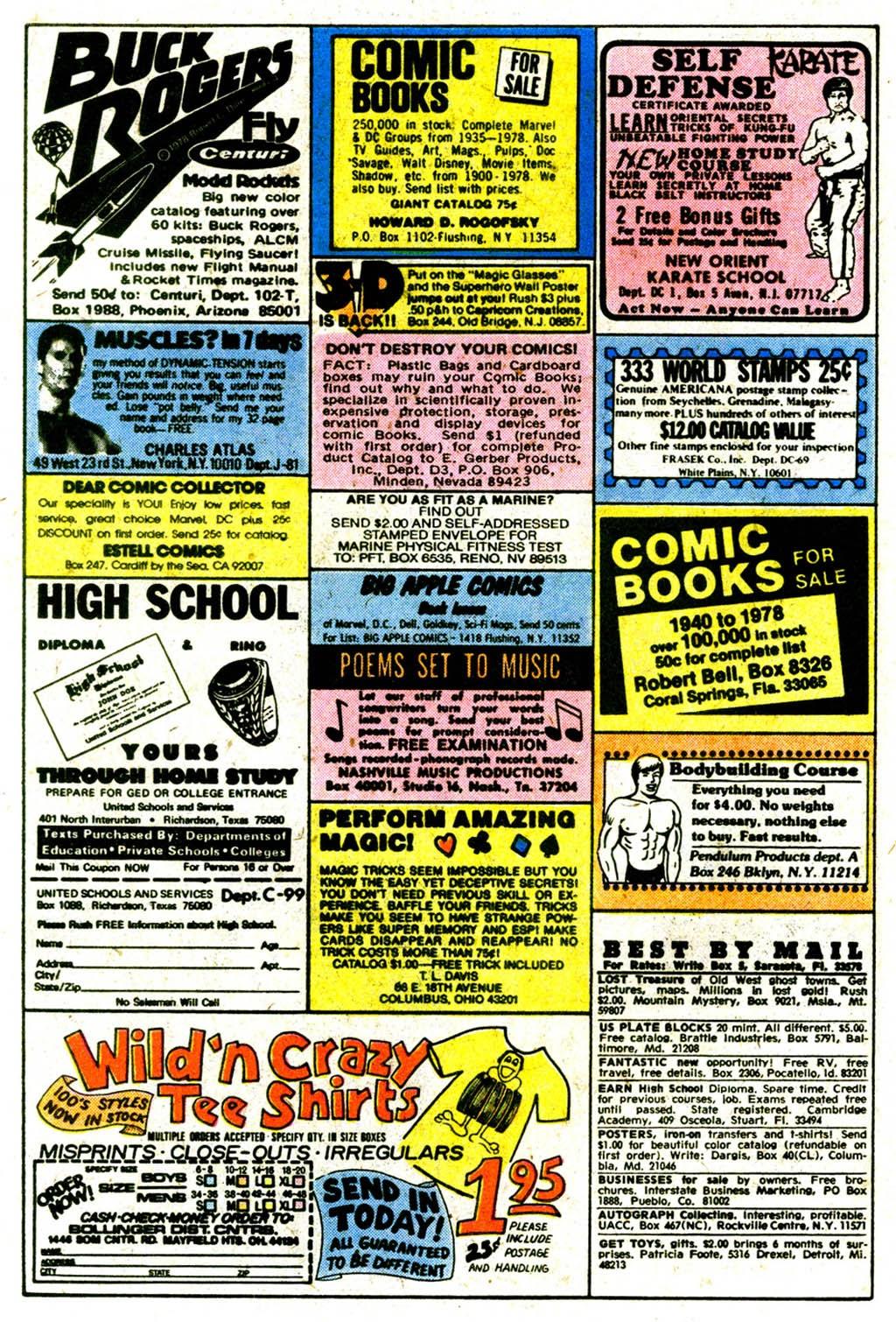 Read online Sgt. Rock comic -  Issue #332 - 29