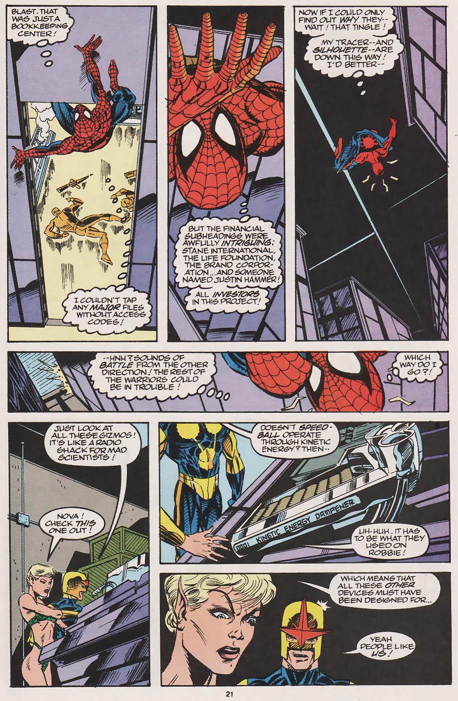 Web of Spider-Man (1985) _Annual 8 #8 - English 17