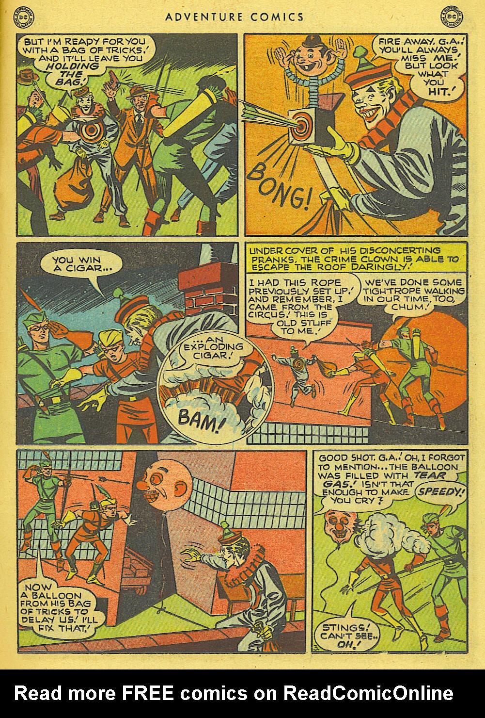 Read online Adventure Comics (1938) comic -  Issue #138 - 17
