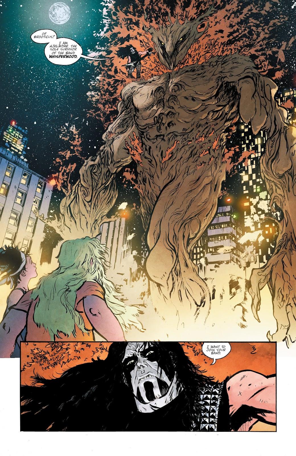 Read online Murder Falcon comic -  Issue #5 - 27