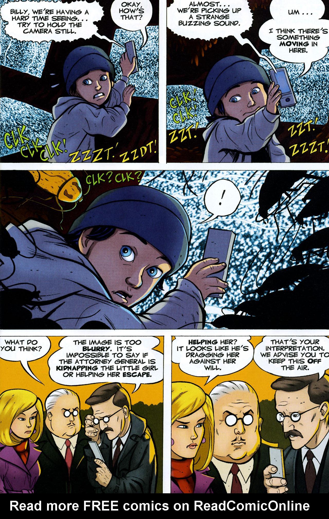 Read online Shazam!: The Monster Society of Evil comic -  Issue #4 - 13