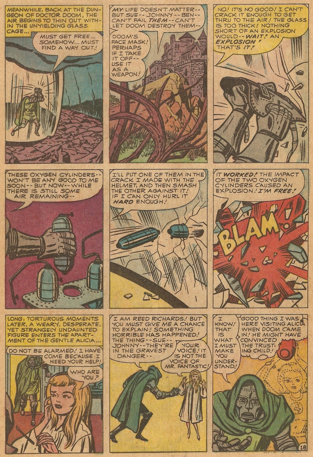 Marvel Collectors' Item Classics issue 8 - Page 20