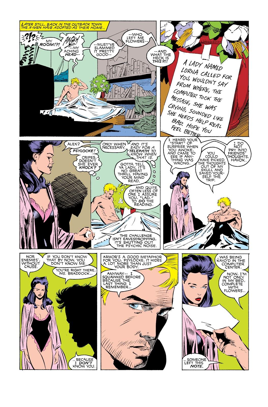 Uncanny X-Men (1963) issue 249 - Page 11
