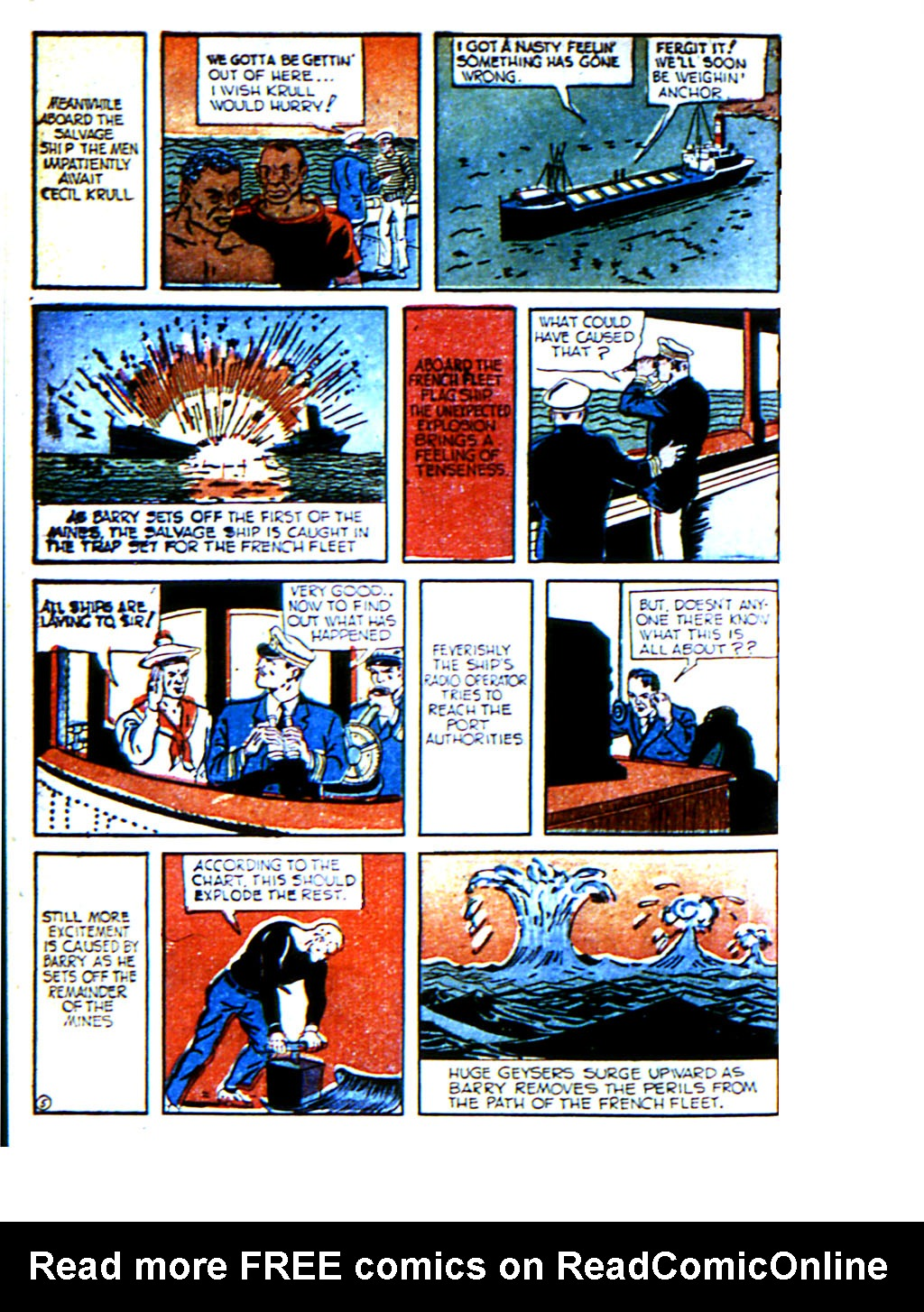 Read online Adventure Comics (1938) comic -  Issue #42 - 14