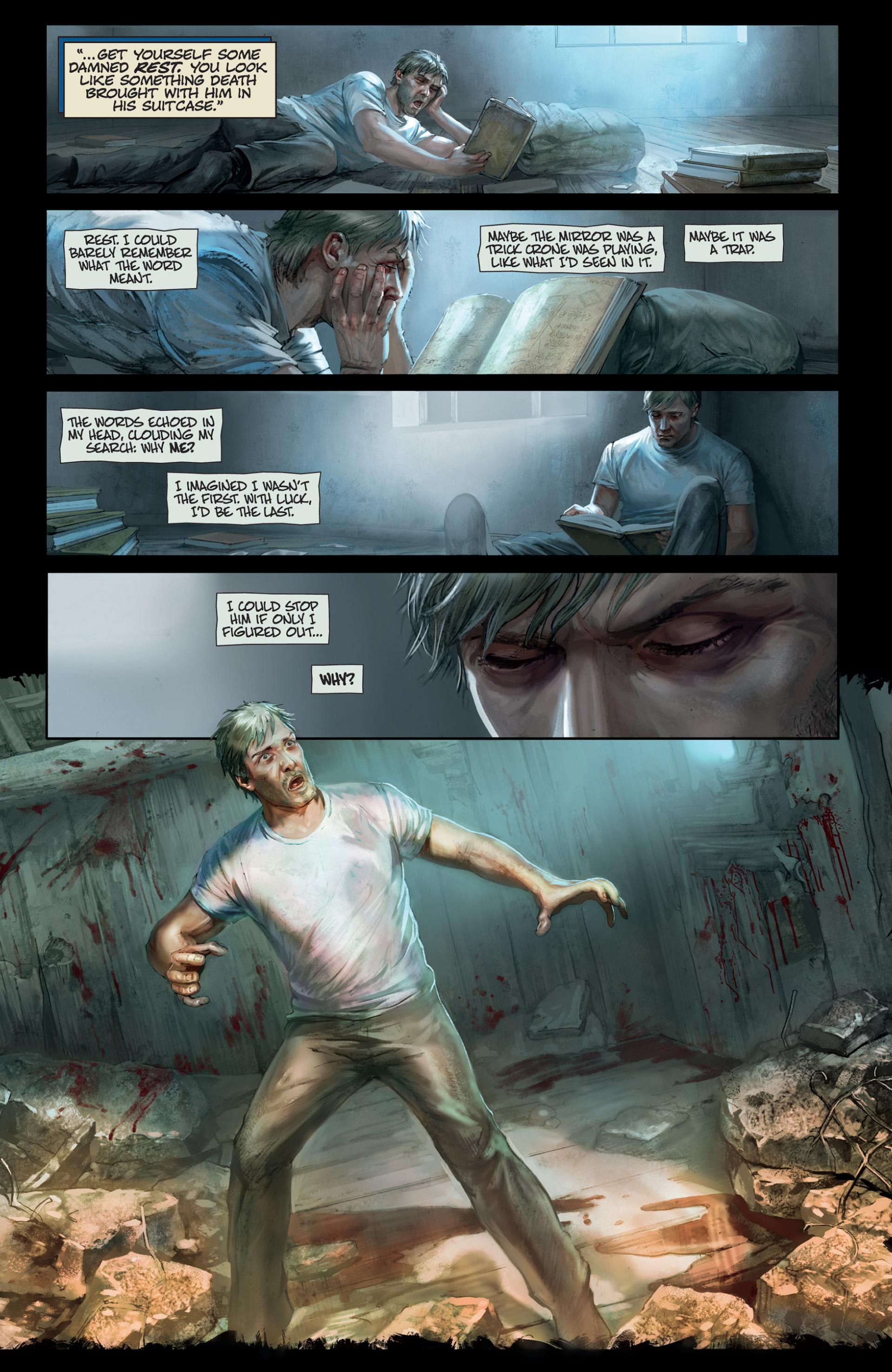 Read online Abattoir comic -  Issue #4 - 11