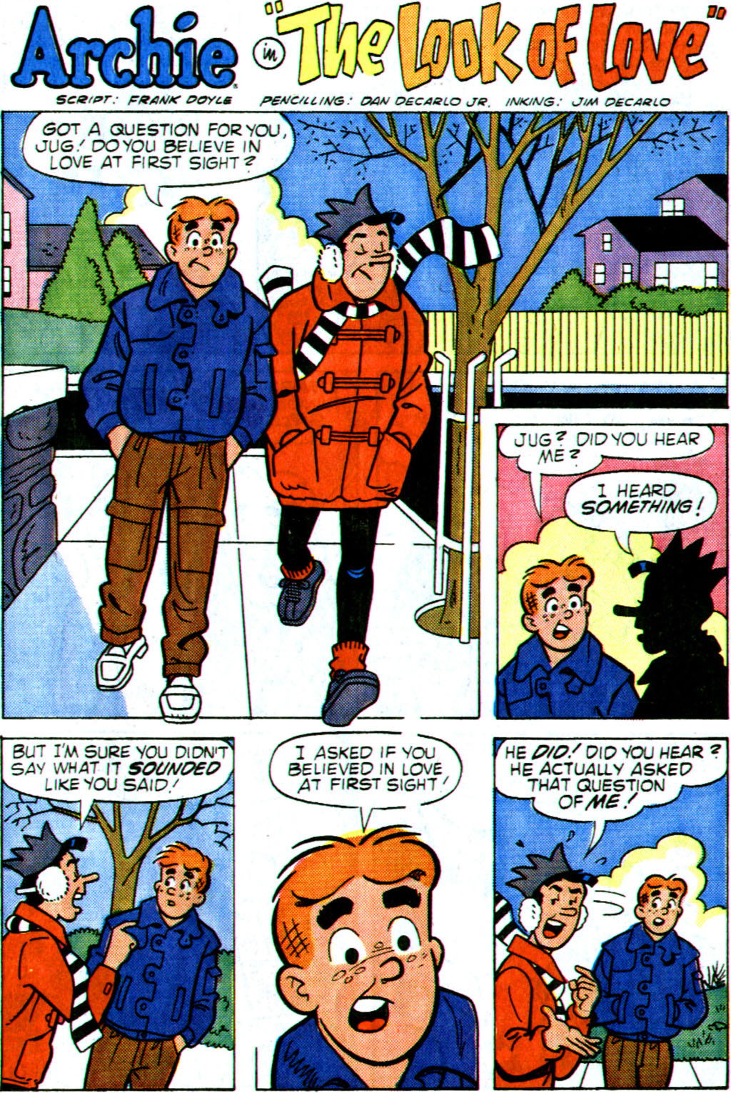 Read online Archie (1960) comic -  Issue #355 - 13