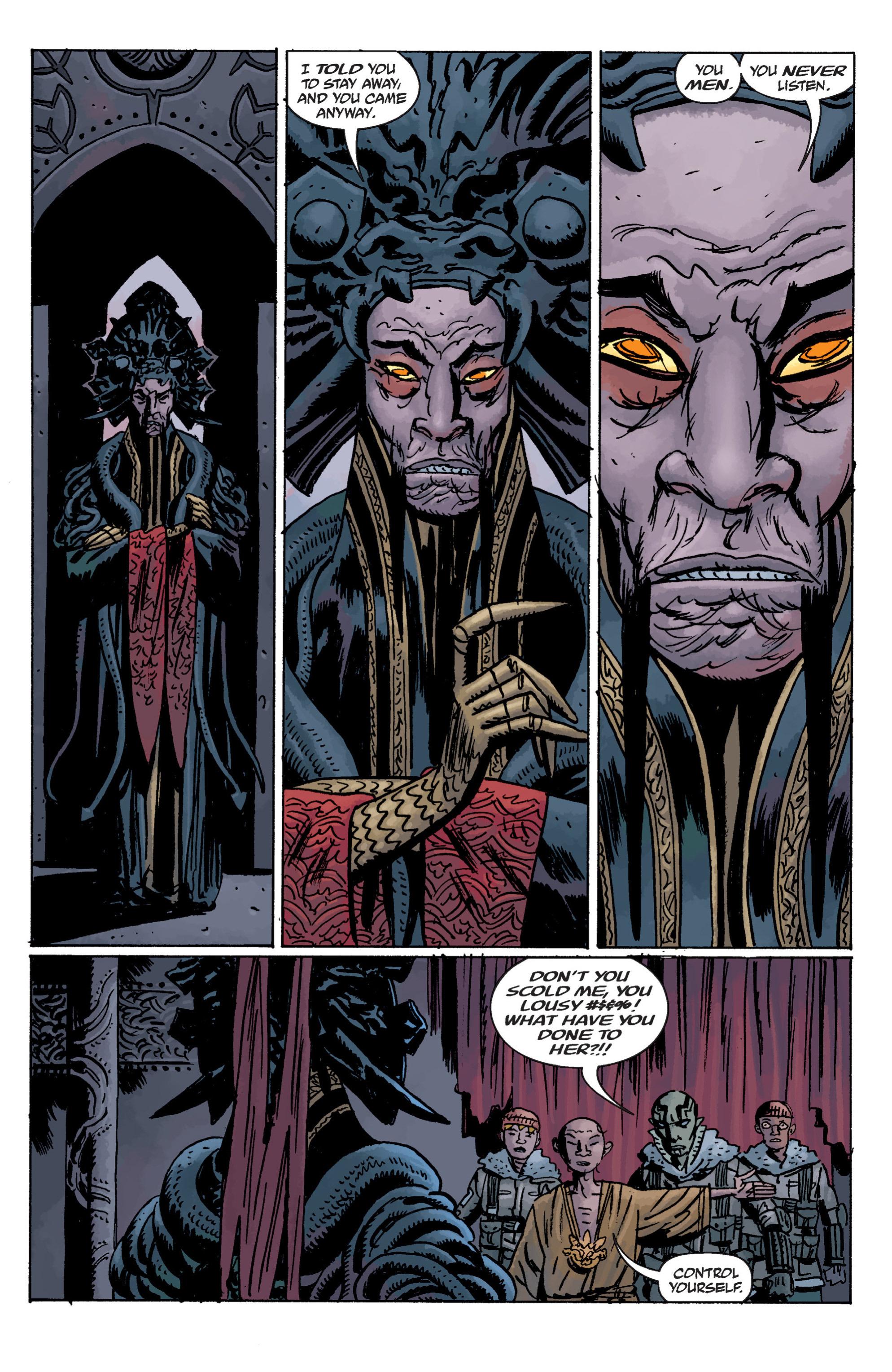 Read online B.P.R.D. (2003) comic -  Issue # TPB 11 - 45