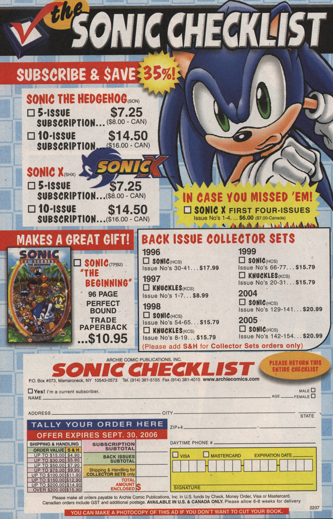 Read online Sonic X comic -  Issue #9 - 30