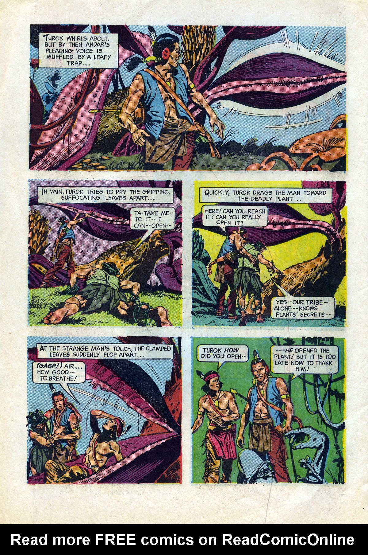 Read online Turok, Son of Stone comic -  Issue #45 - 6