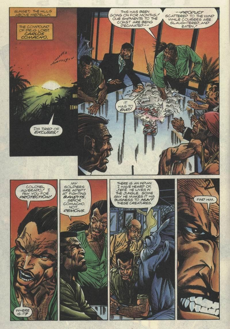 Read online Turok, Dinosaur Hunter (1993) comic -  Issue #2 - 6