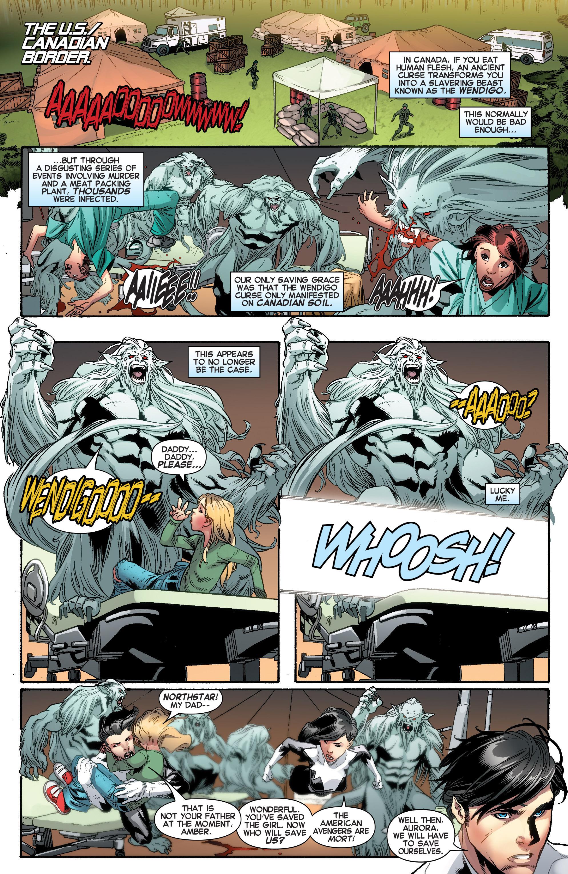 Read online Amazing X-Men (2014) comic -  Issue #12 - 3
