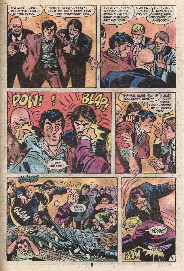 Read online Adventure Comics (1938) comic -  Issue #497 - 9