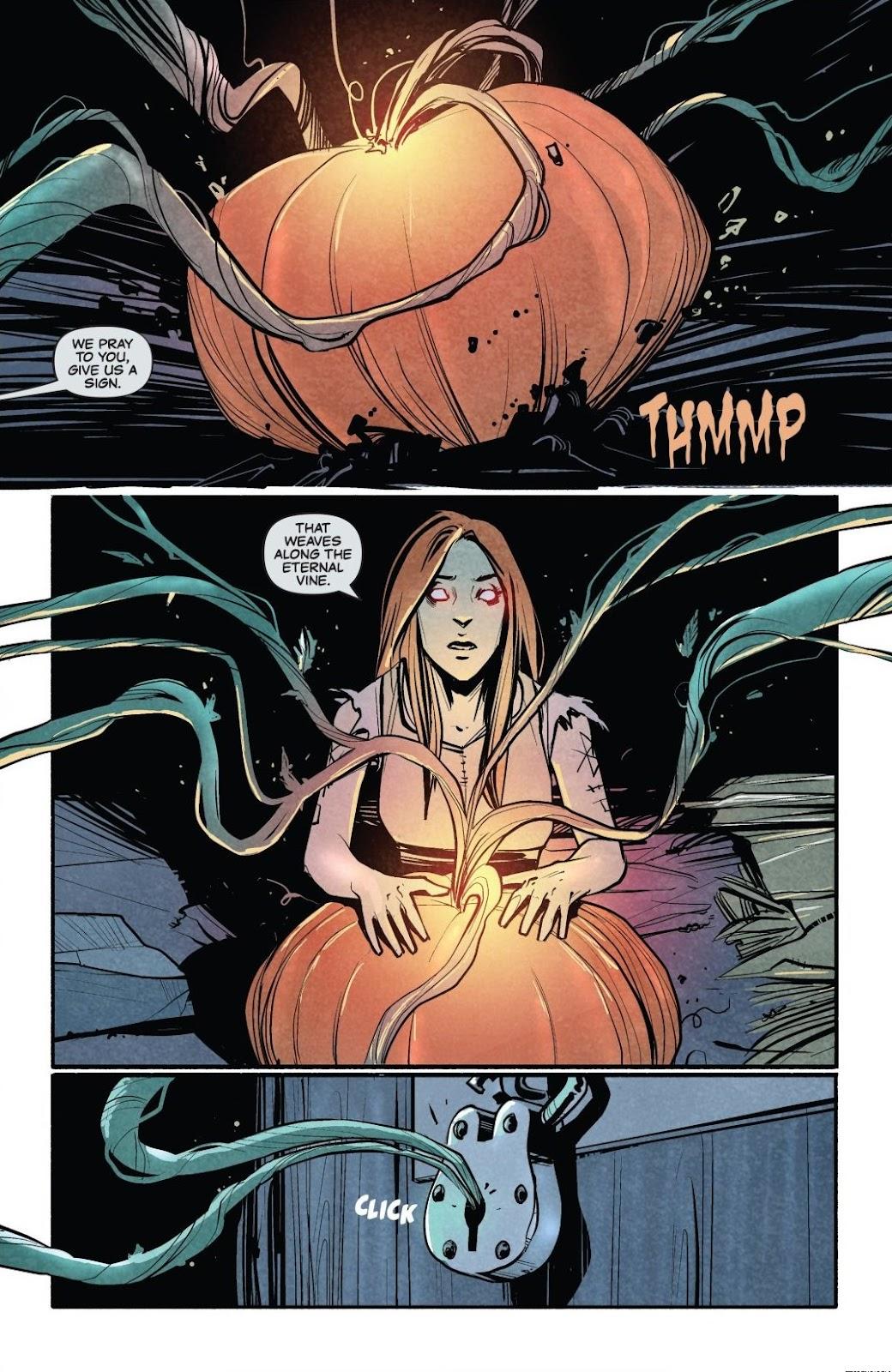 Read online Trick 'r Treat: Days of the Dead comic -  Issue # TPB - 16