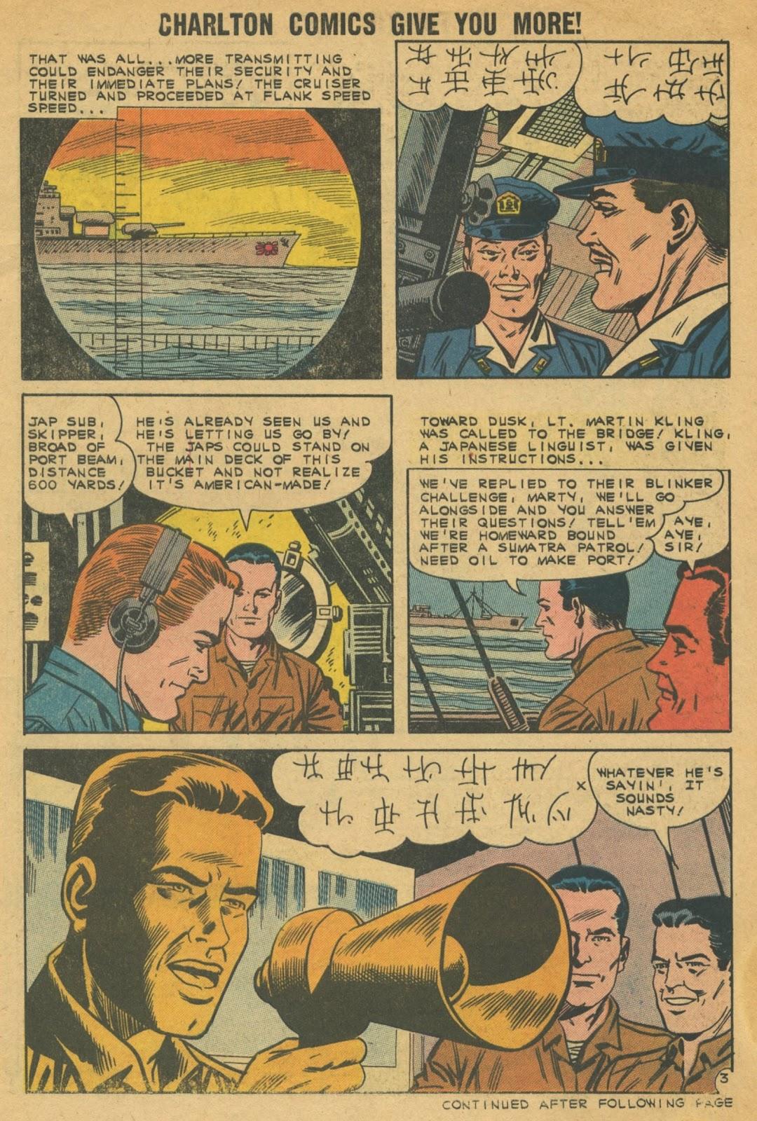 Read online Fightin' Navy comic -  Issue #103 - 5