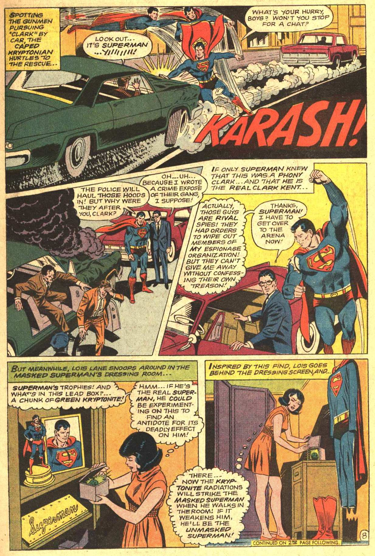 Read online Action Comics (1938) comic -  Issue #372 - 11