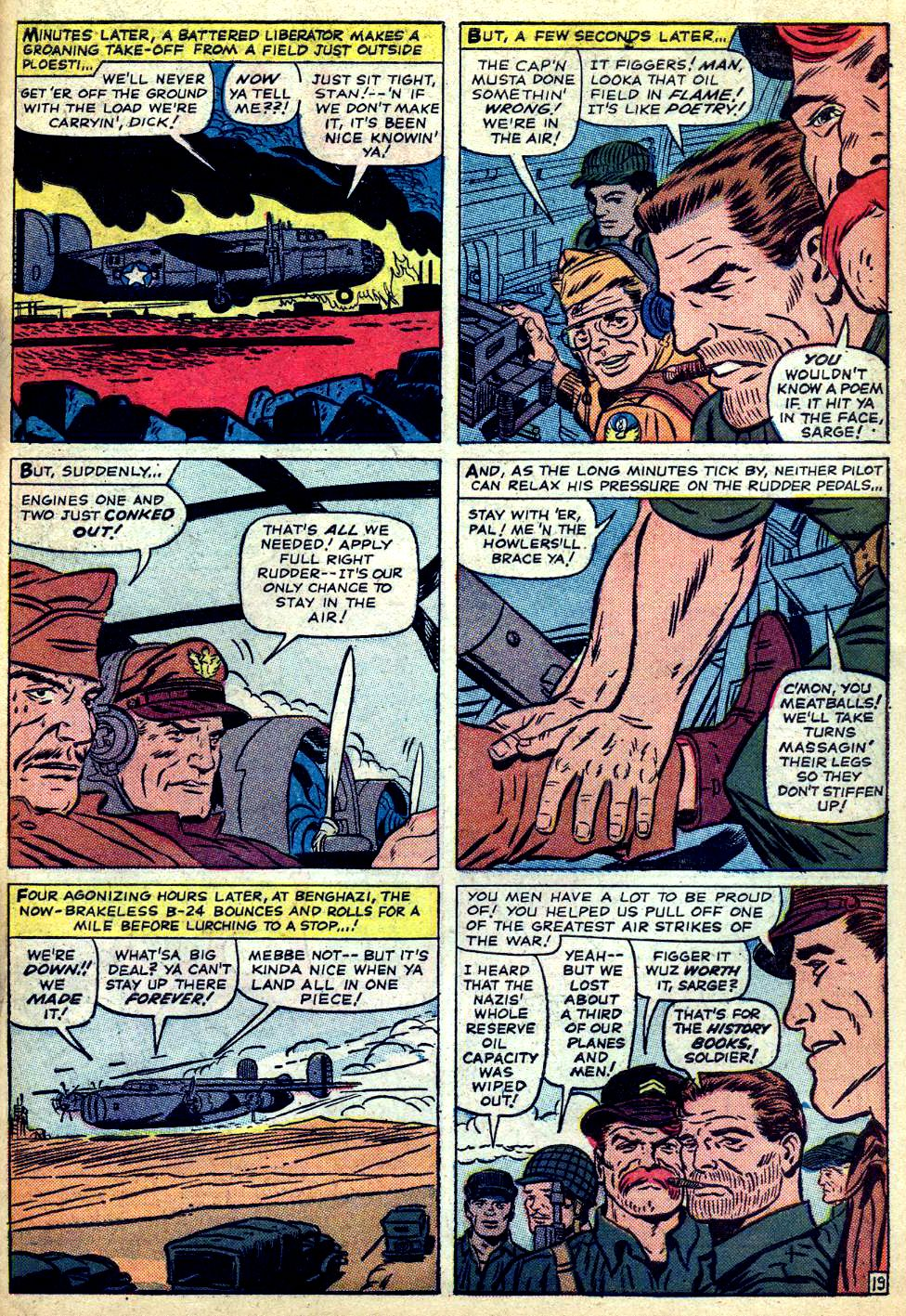 Read online Sgt. Fury comic -  Issue #22 - 27