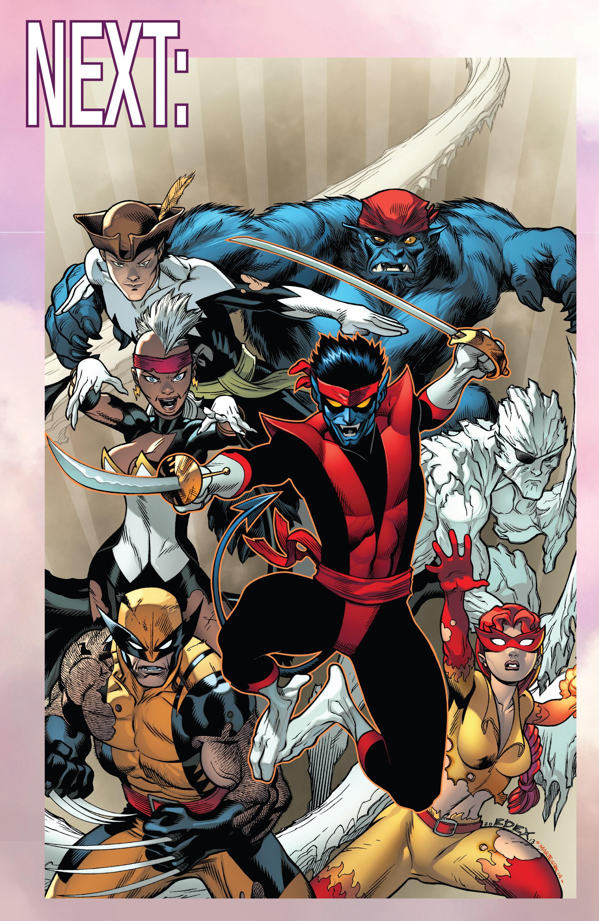 Read online Amazing X-Men (2014) comic -  Issue #4 - 23