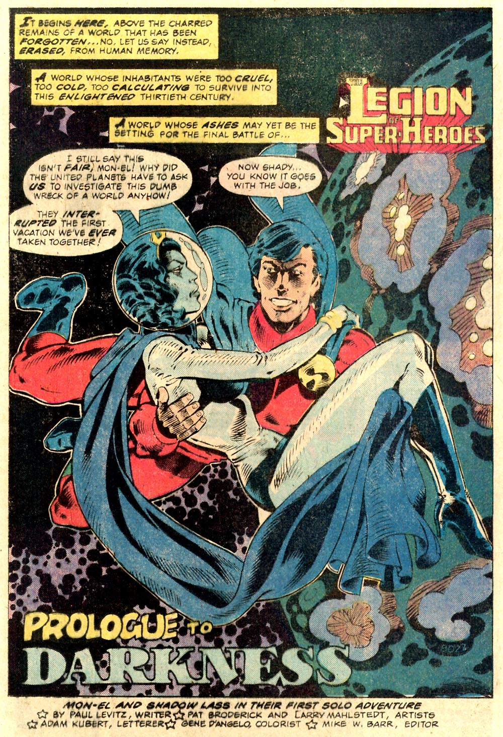 Legion of Super-Heroes (1980) 287 Page 19