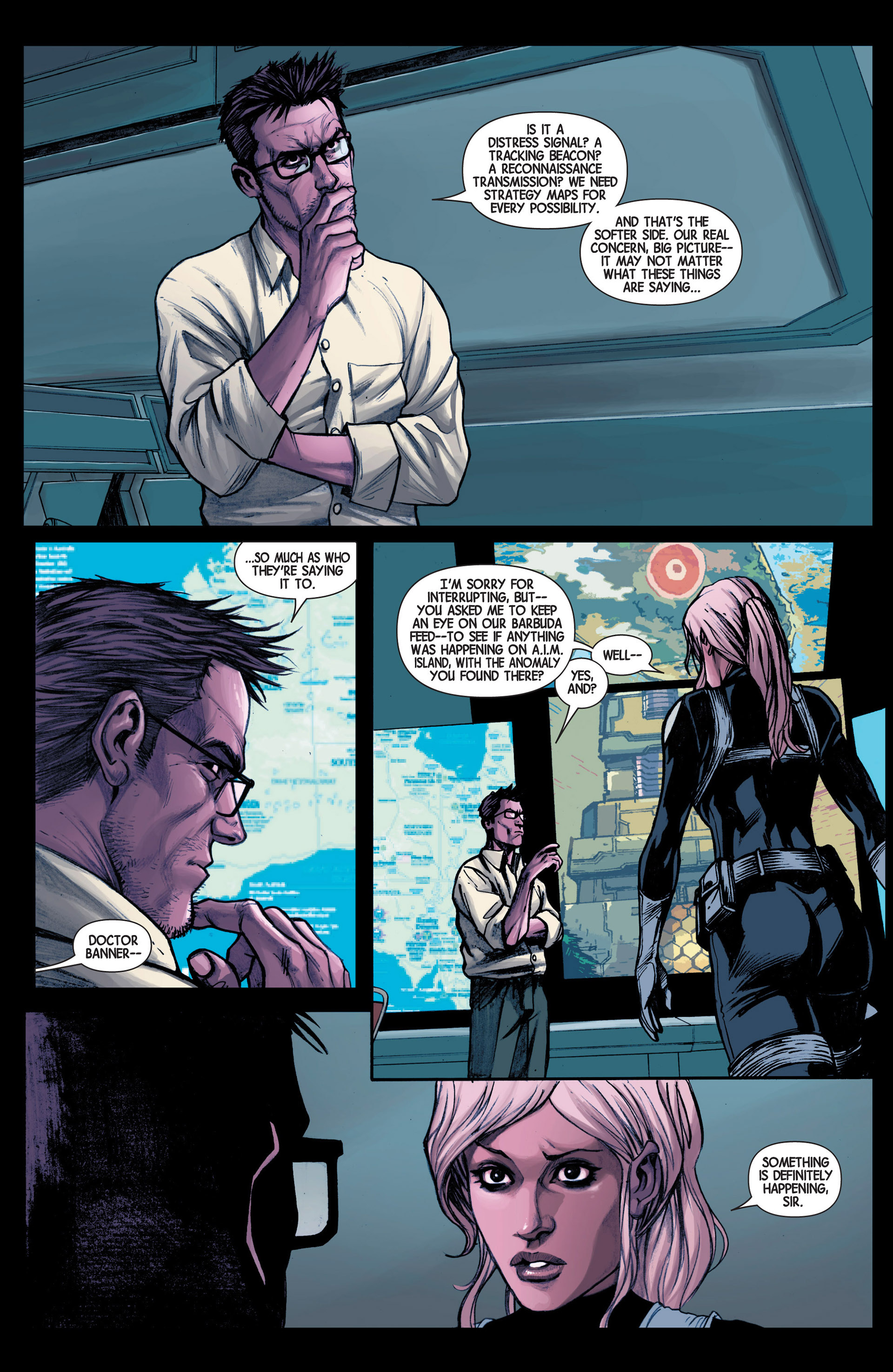 Read online Avengers (2013) comic -  Issue #15 - 9
