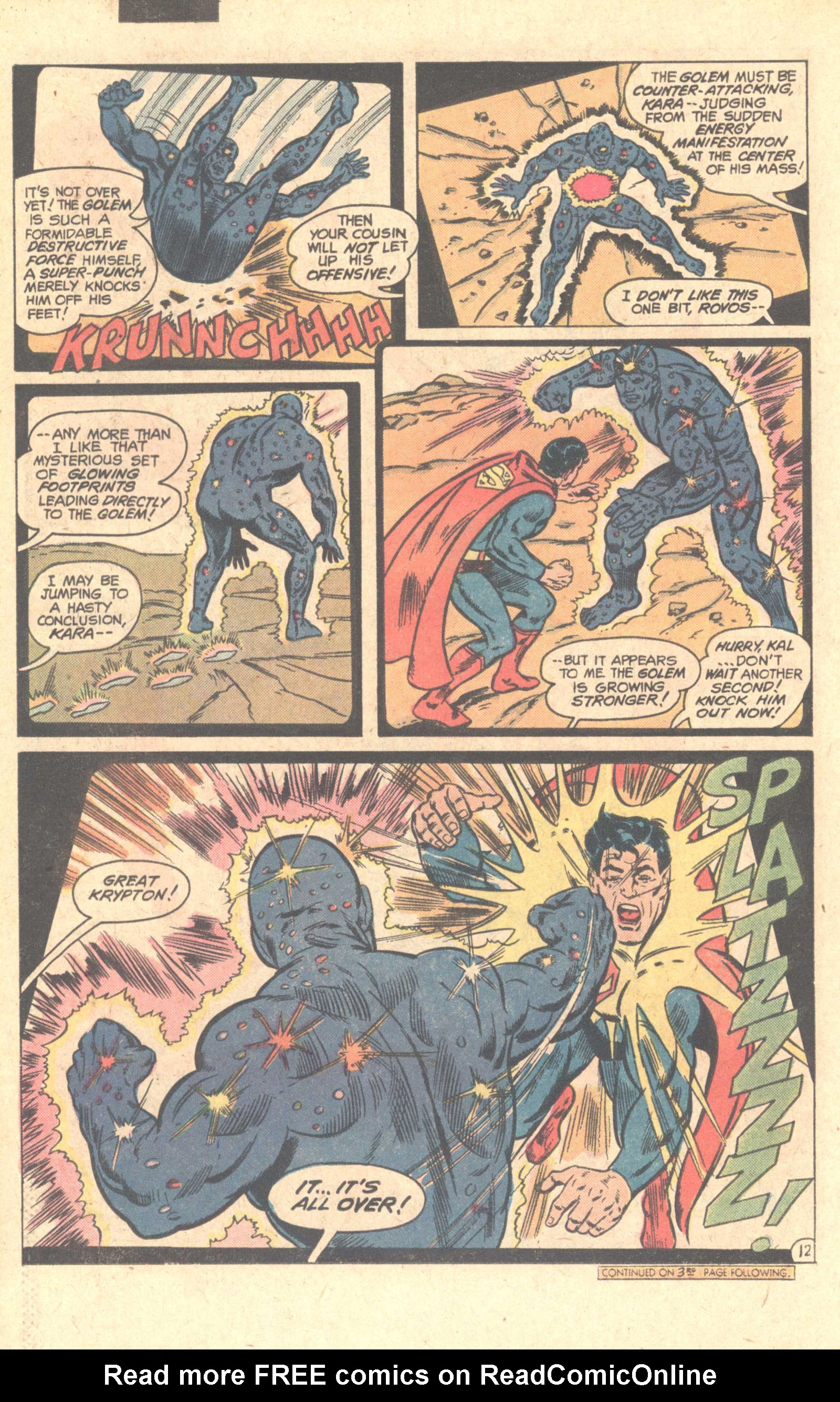 Read online Action Comics (1938) comic -  Issue #502 - 21