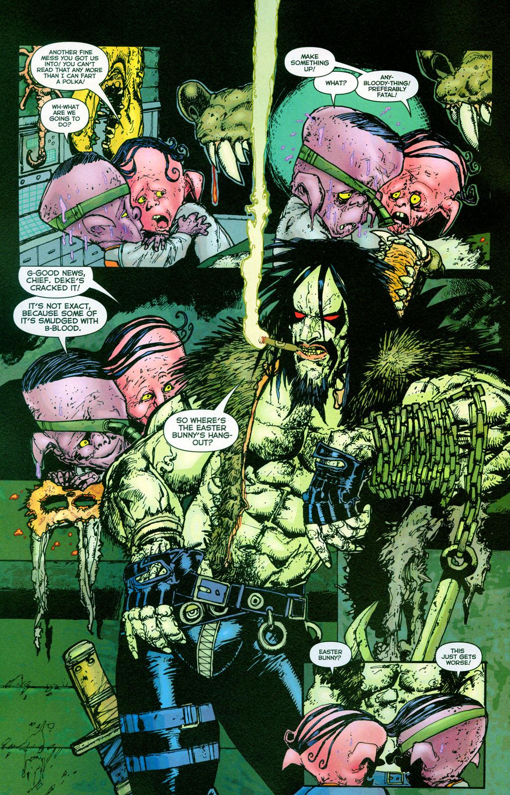 Read online The Authority/Lobo: Spring Break Massacre comic -  Issue # Full - 16