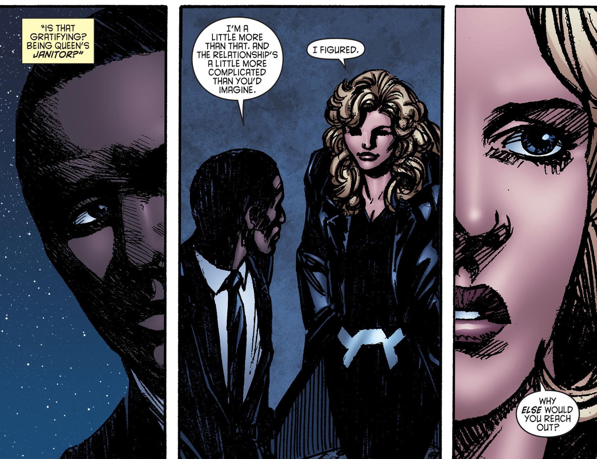Read online Arrow [II] comic -  Issue #25 - 18