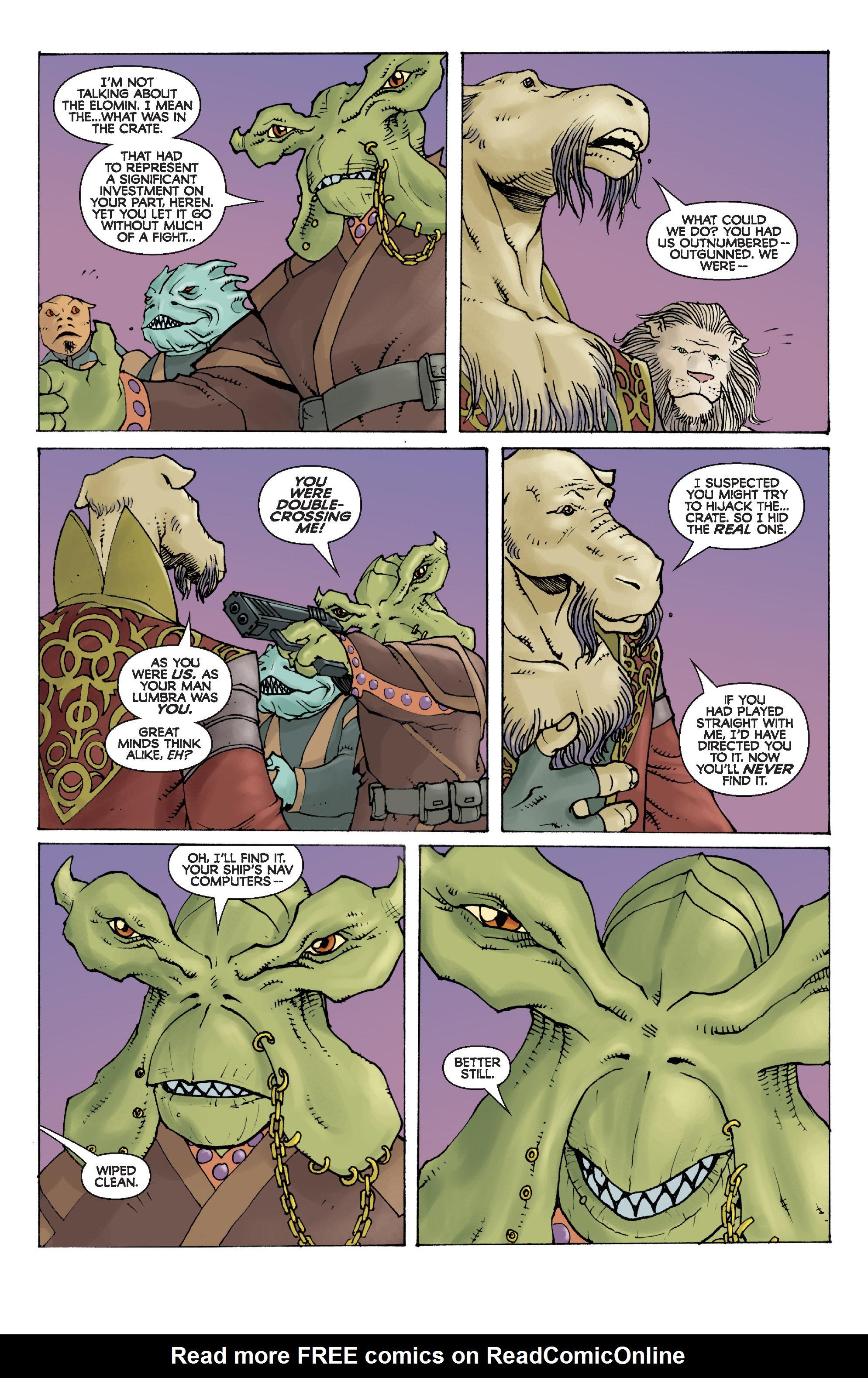 Read online Star Wars Omnibus comic -  Issue # Vol. 31 - 220