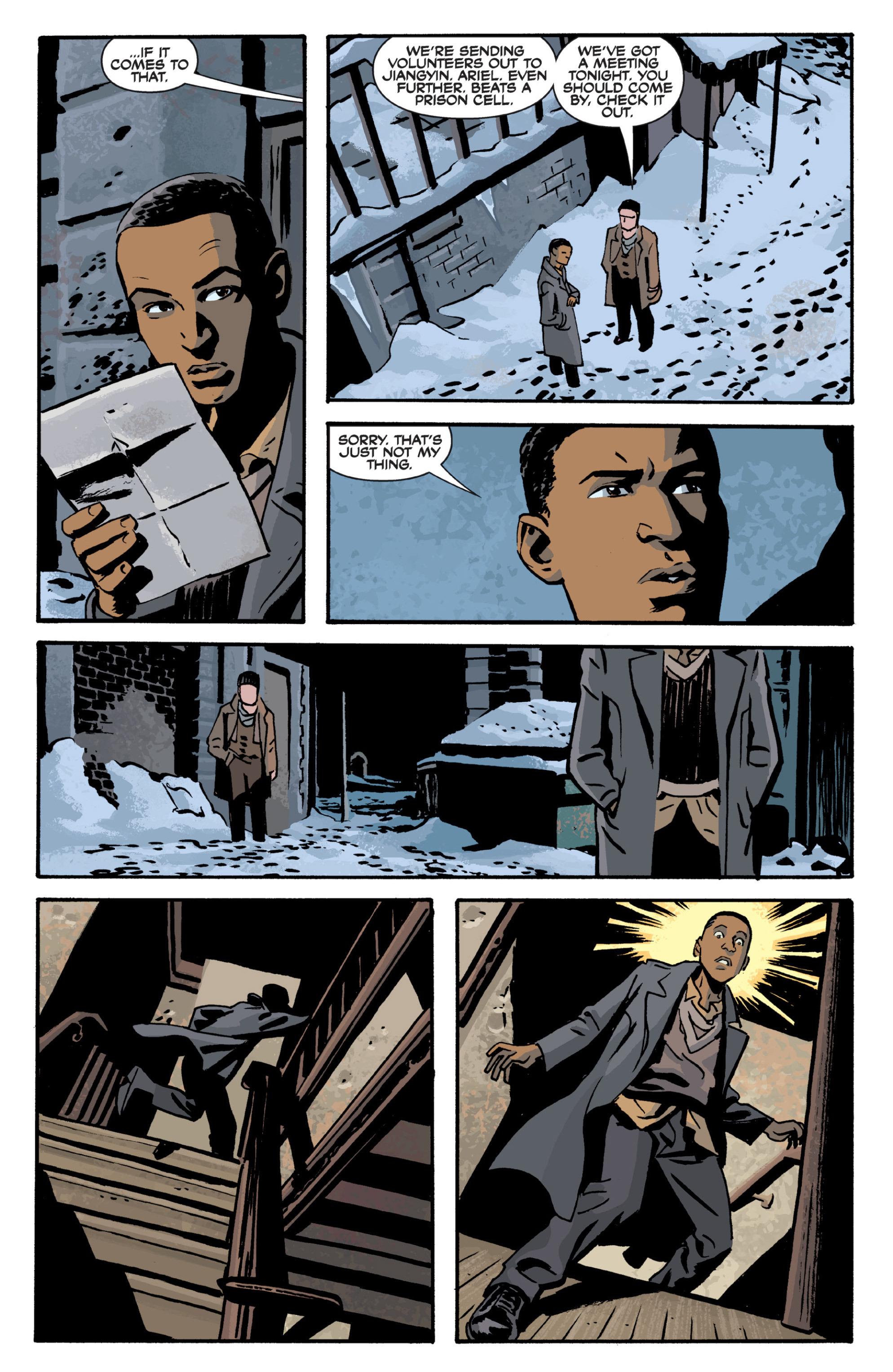 Read online Serenity Volume Three: The Shepherd's Tale comic -  Issue # TPB - 50