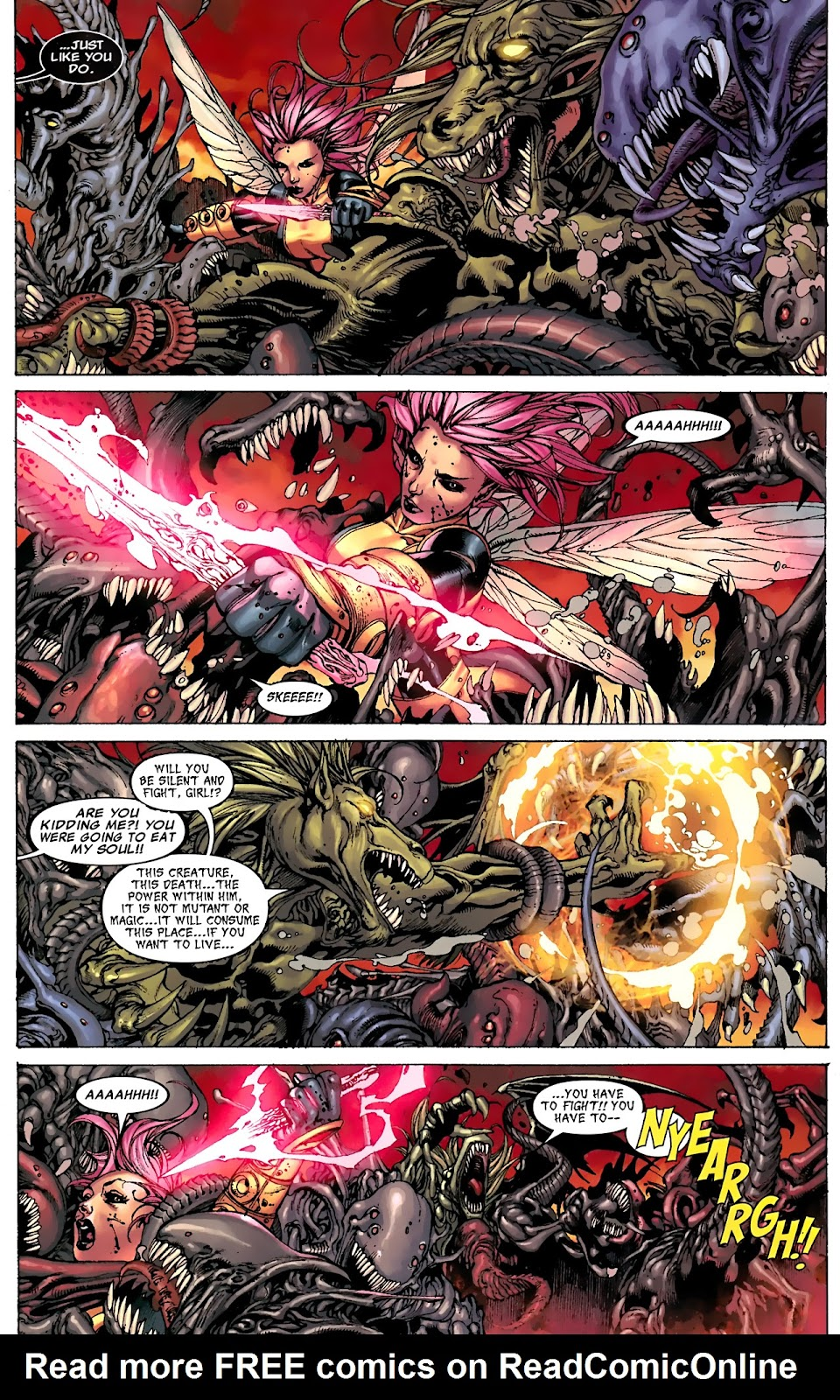 Read online X-Men: Second Coming Revelations comic -  Issue # TPB (Part 2) - 37